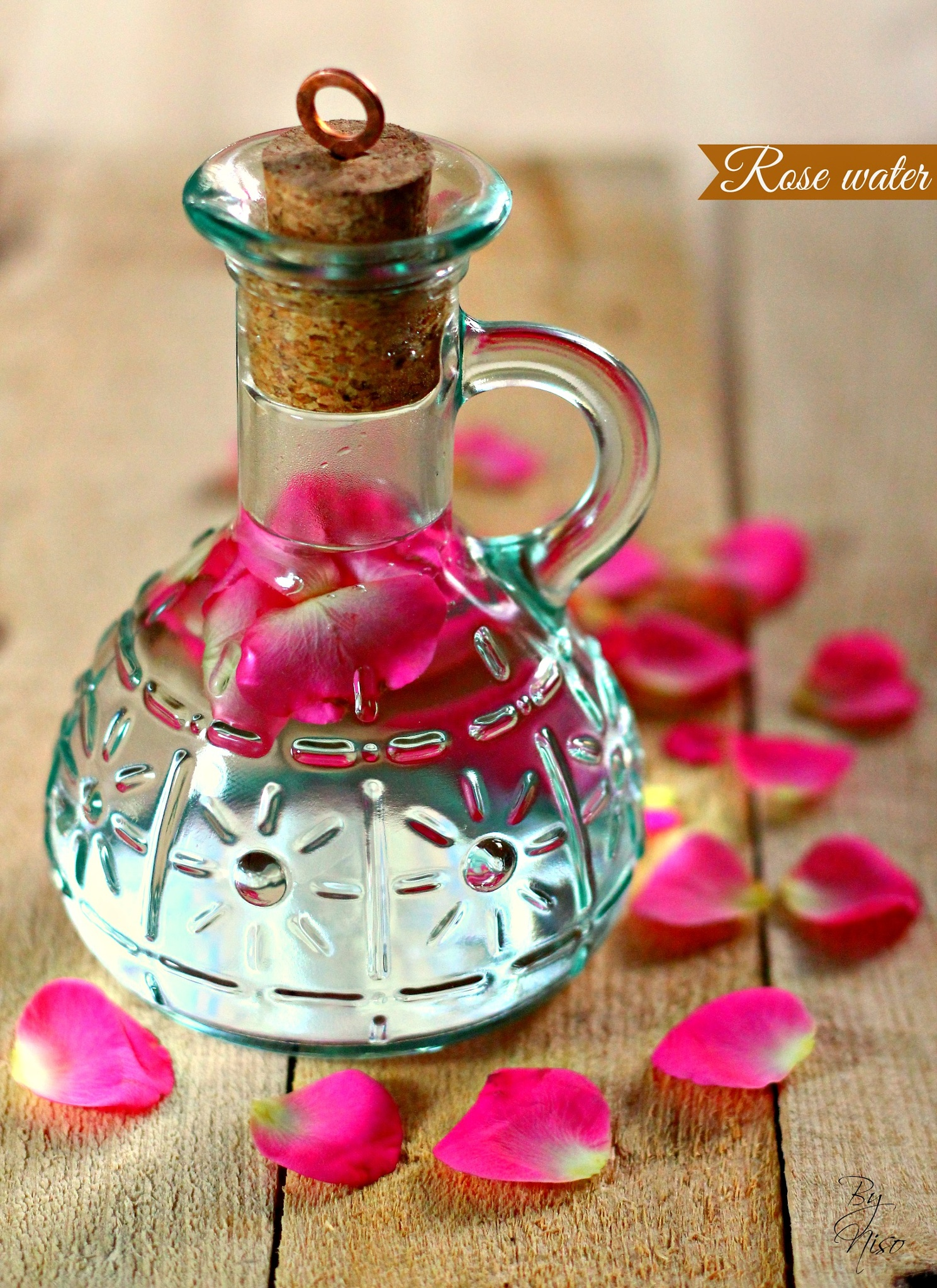 rose water by Nisreen Rahhal