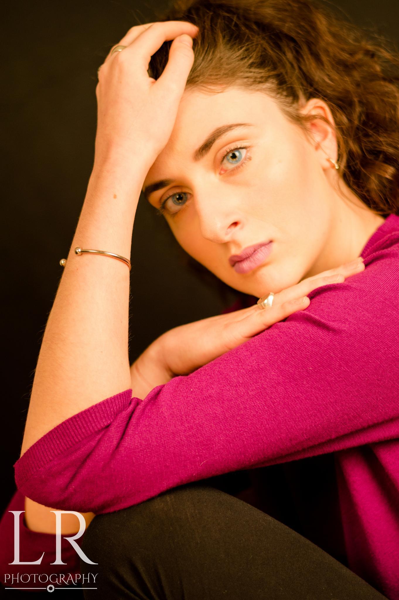 Female Portrait by lrichardsonphotography