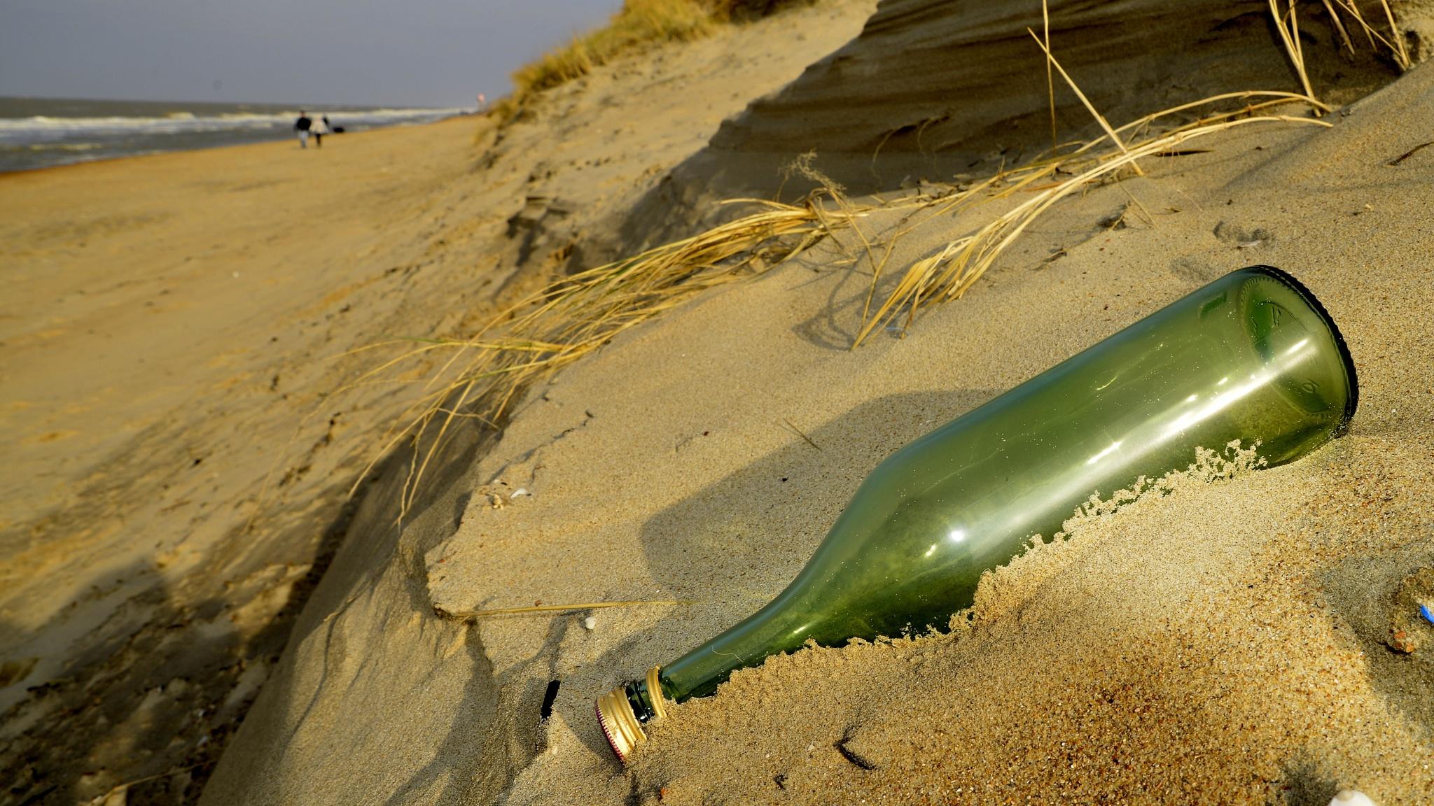 de fles van .......... by Vanhonacker krist