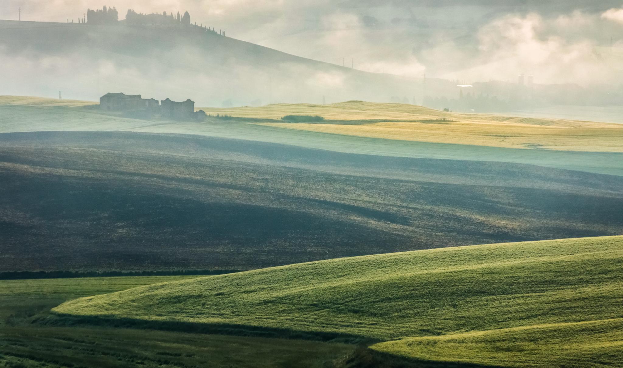 Mgły i zamglenia by MillionMiles