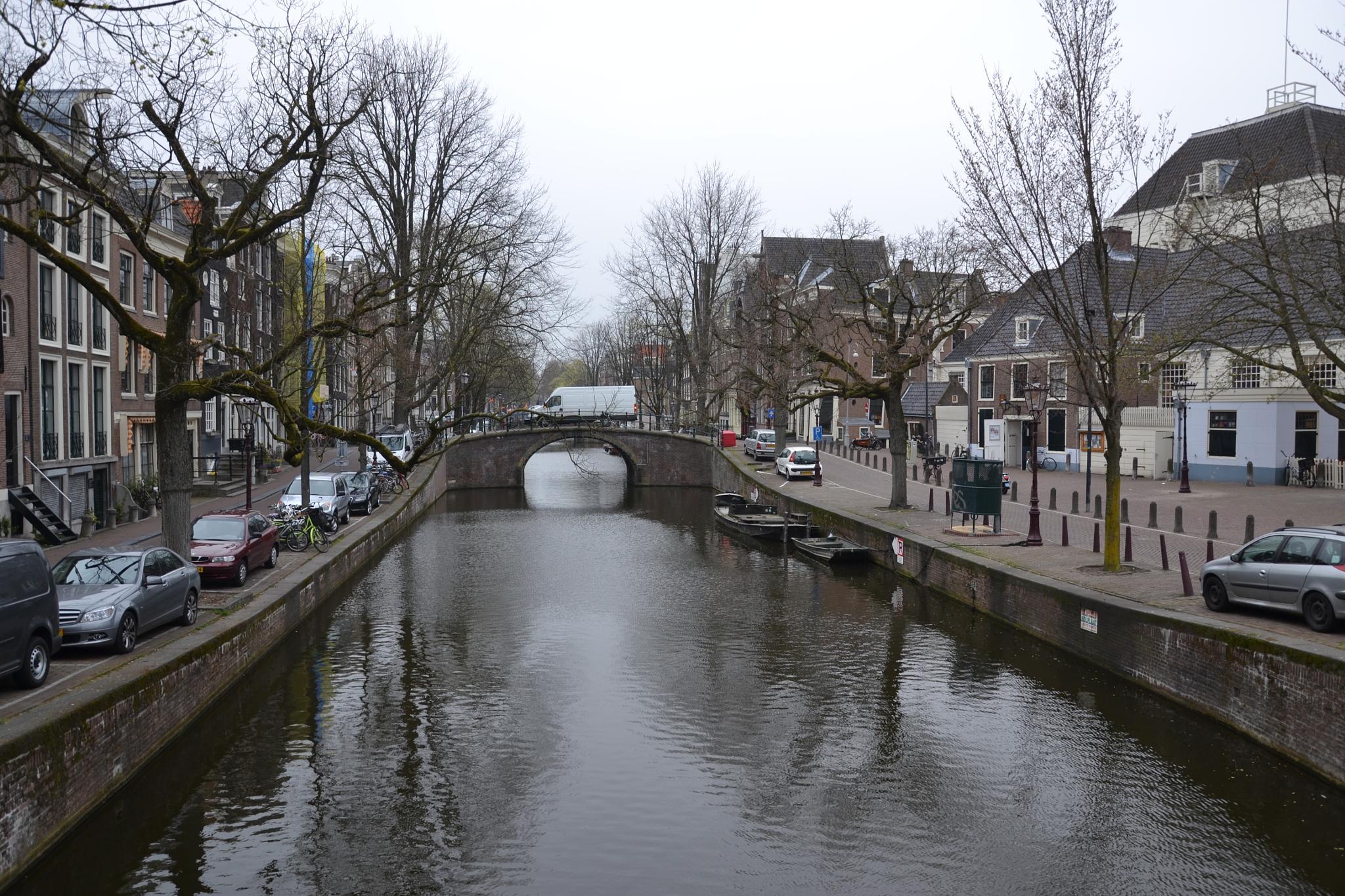 Calma en los canales by xemariagil