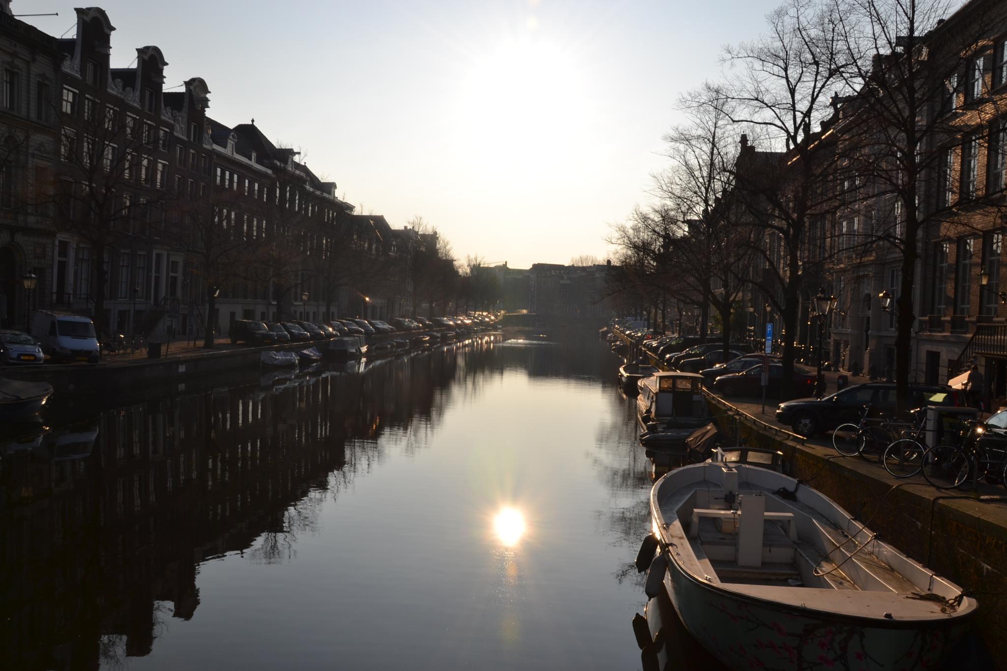 Amanecer en Amsterdam by xemariagil