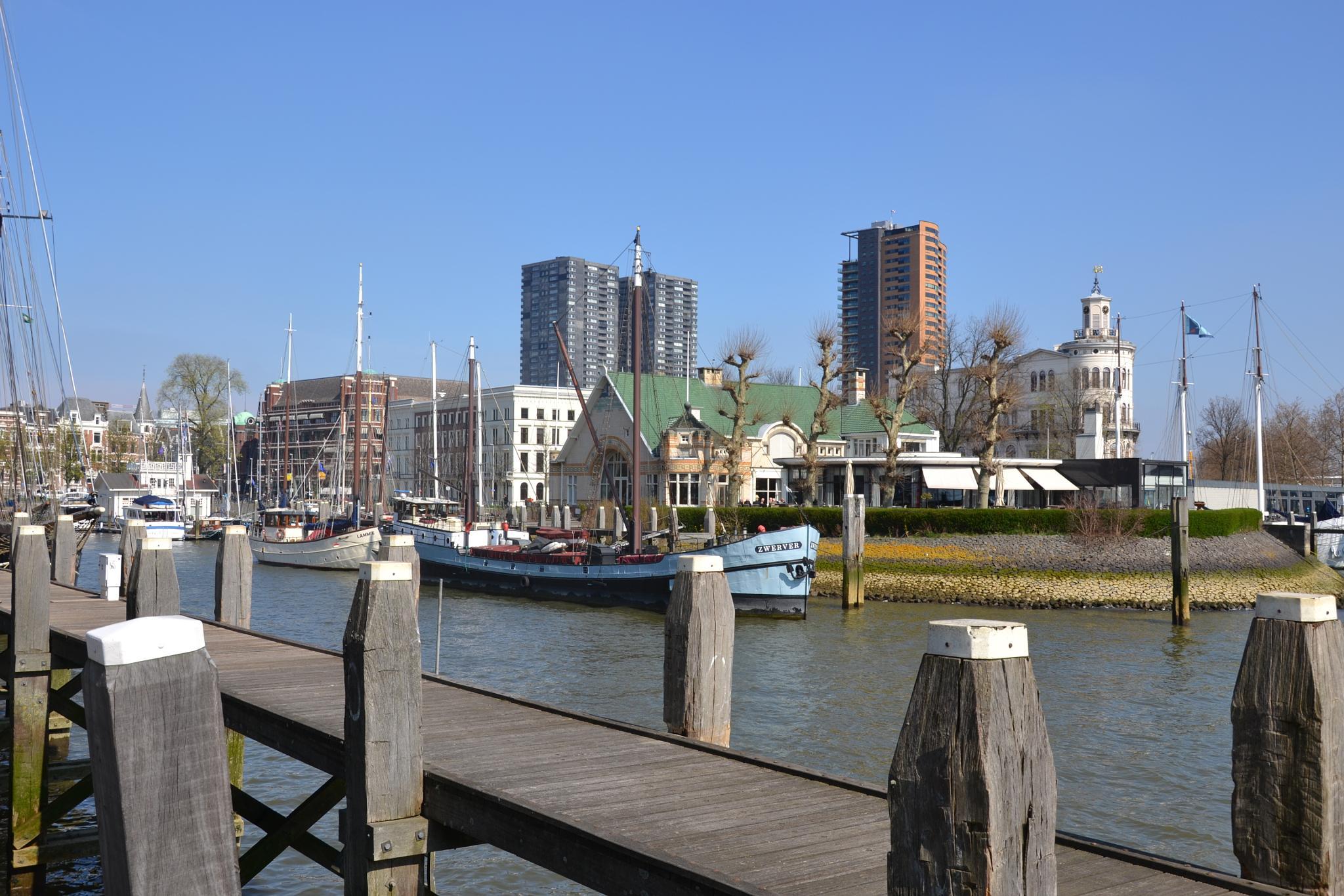 Puerto de Roterdam by xemariagil