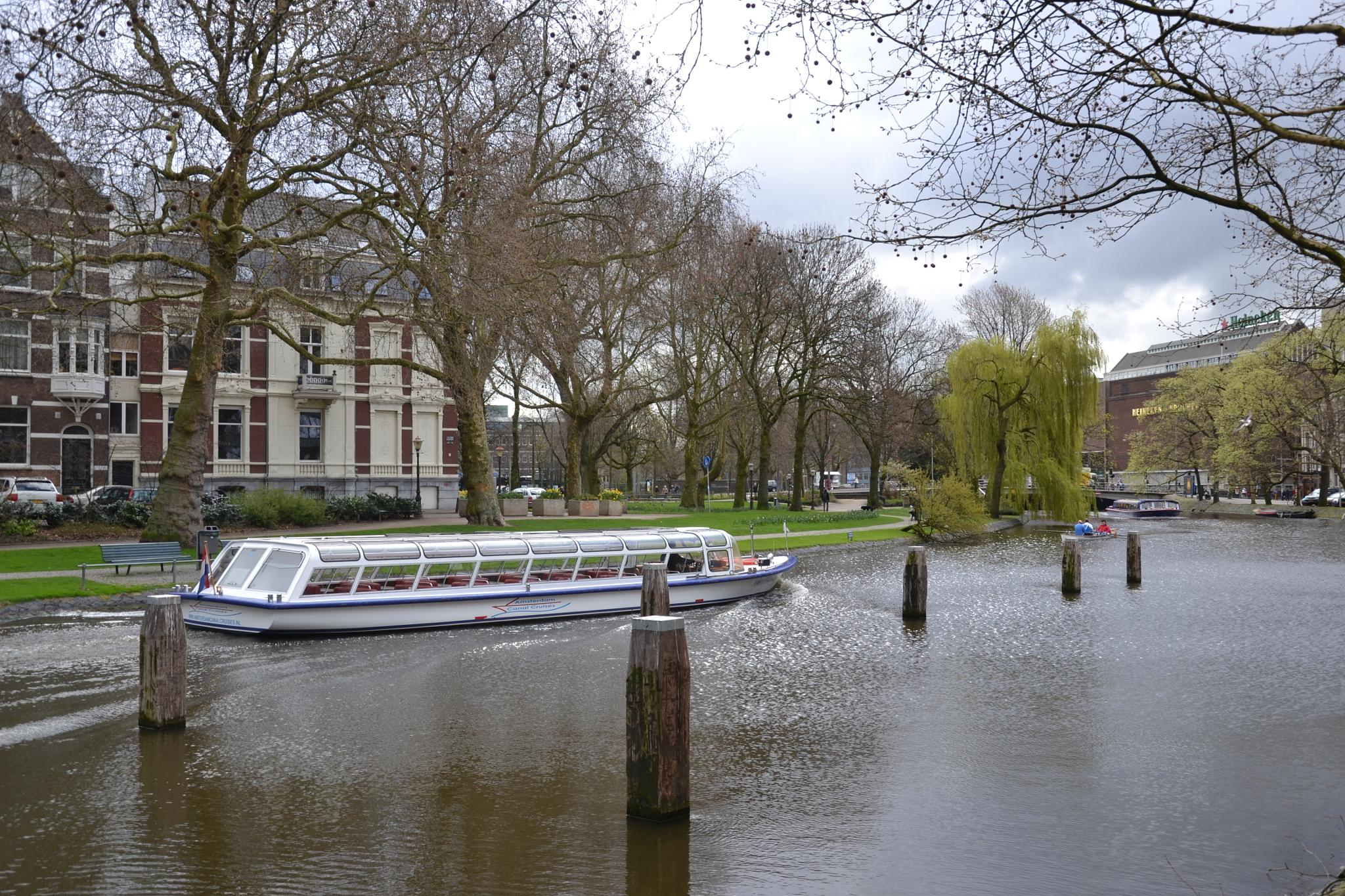 Amsterdam by xemariagil