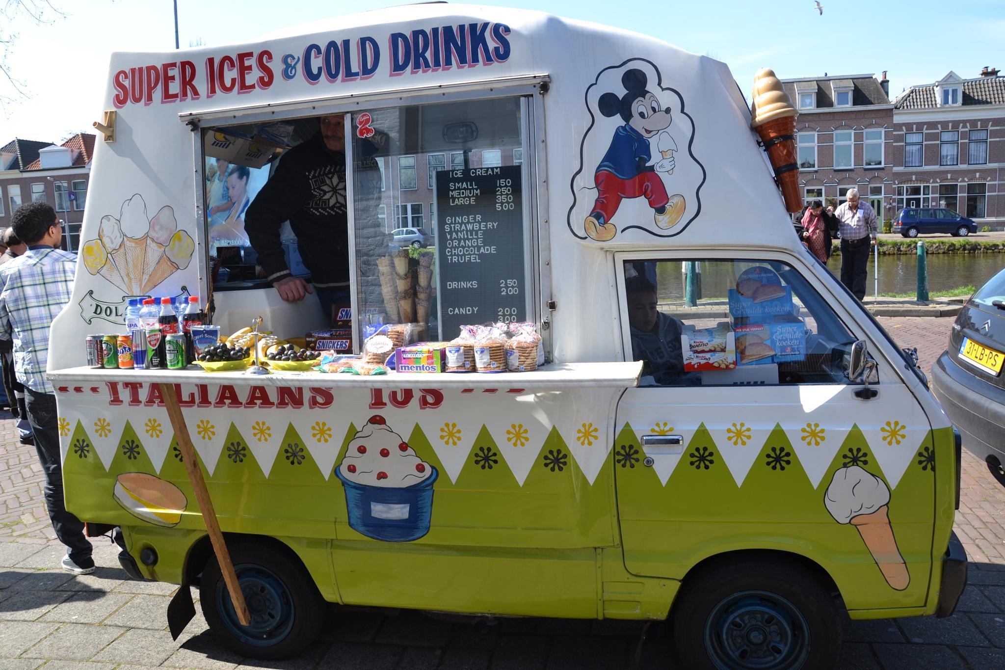Al rico helado by xemariagil