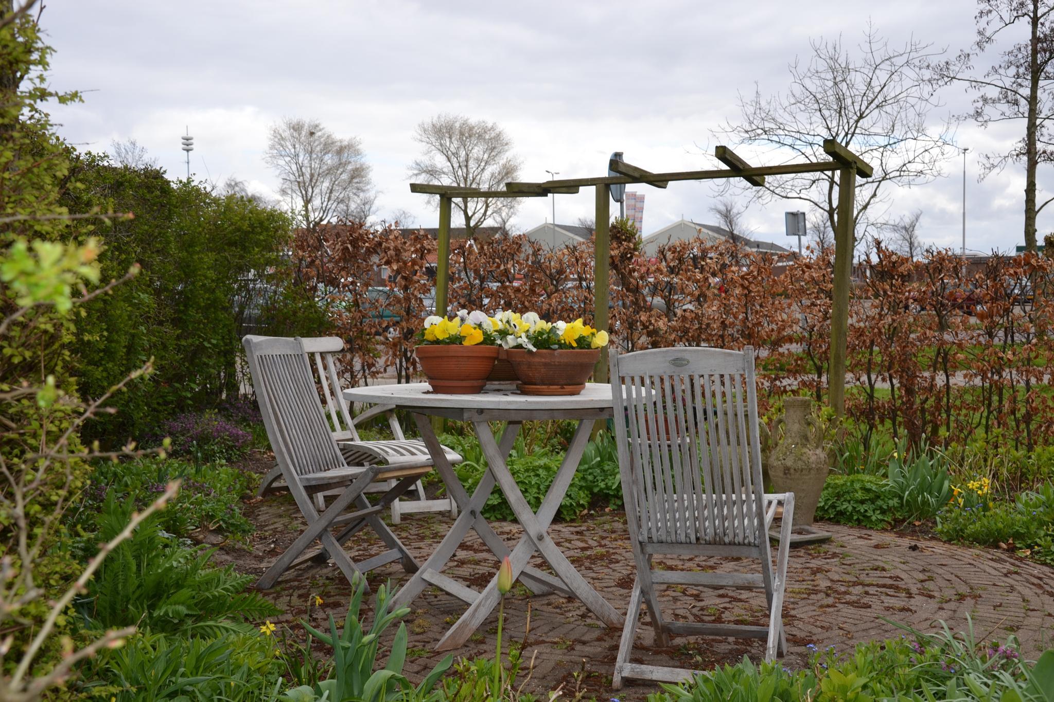 El jardin by xemariagil