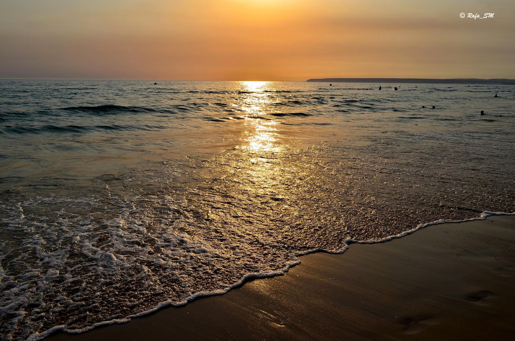 Sunset by RafaelSM