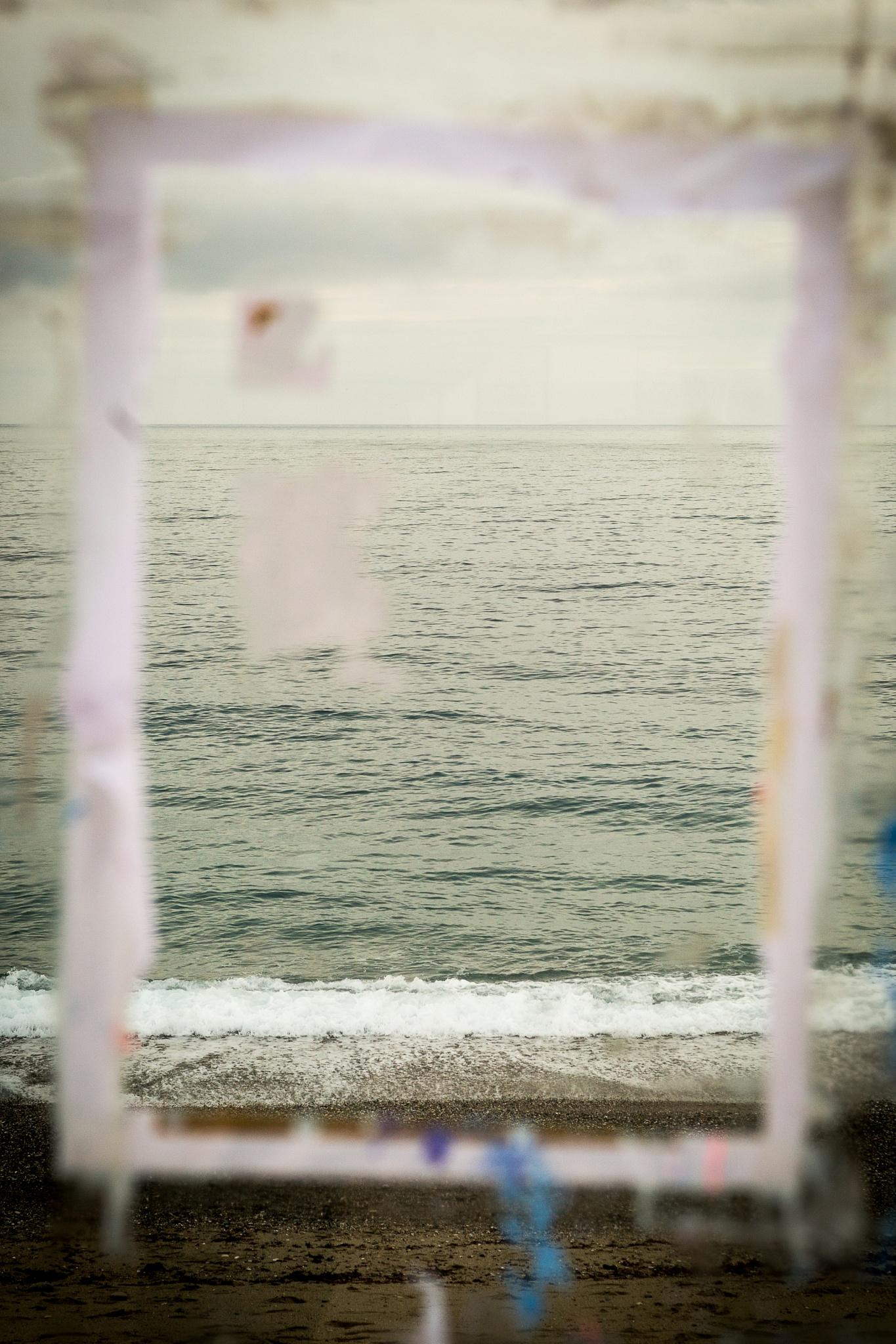 through a frame by danilo.assara