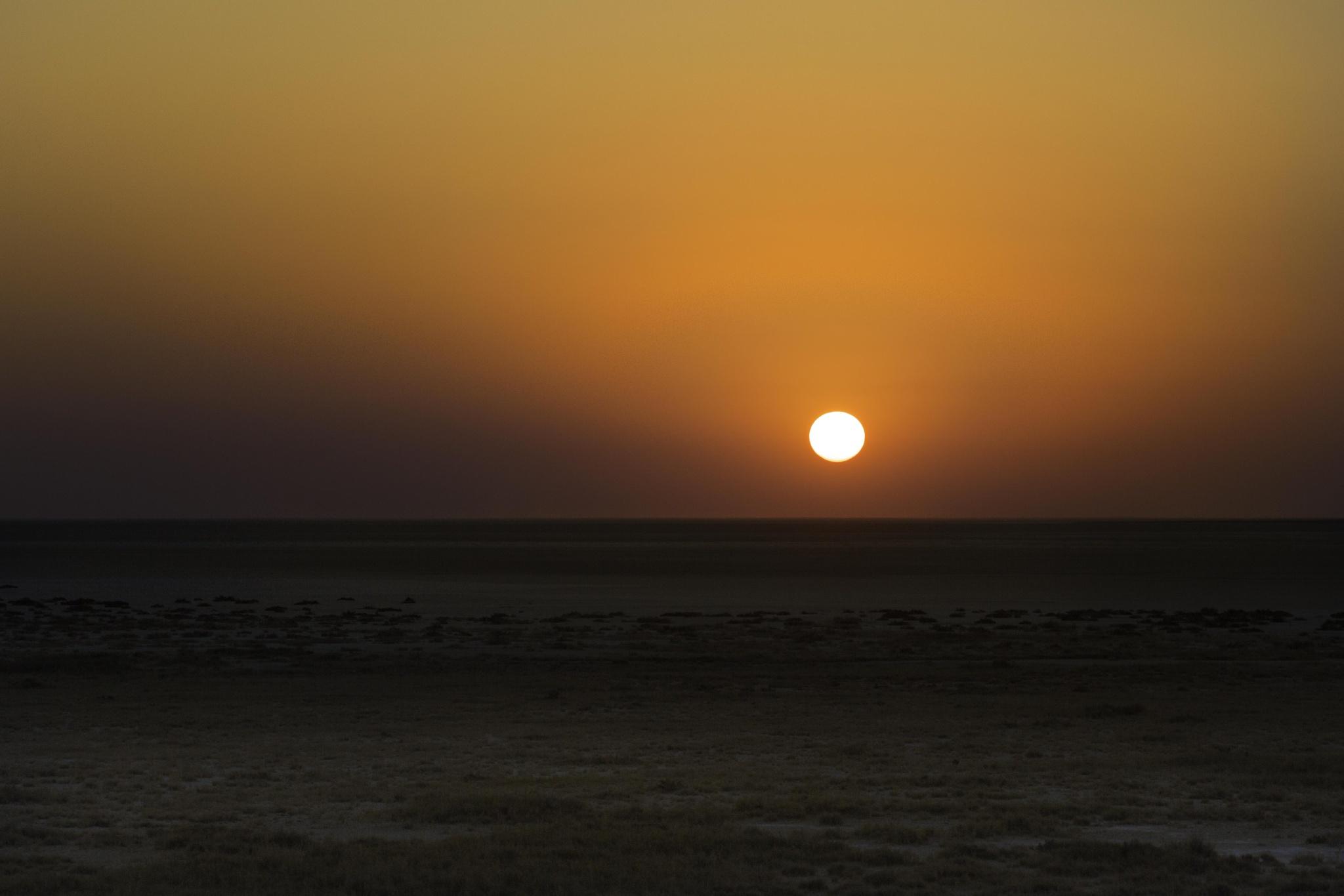 Sunset by bob55