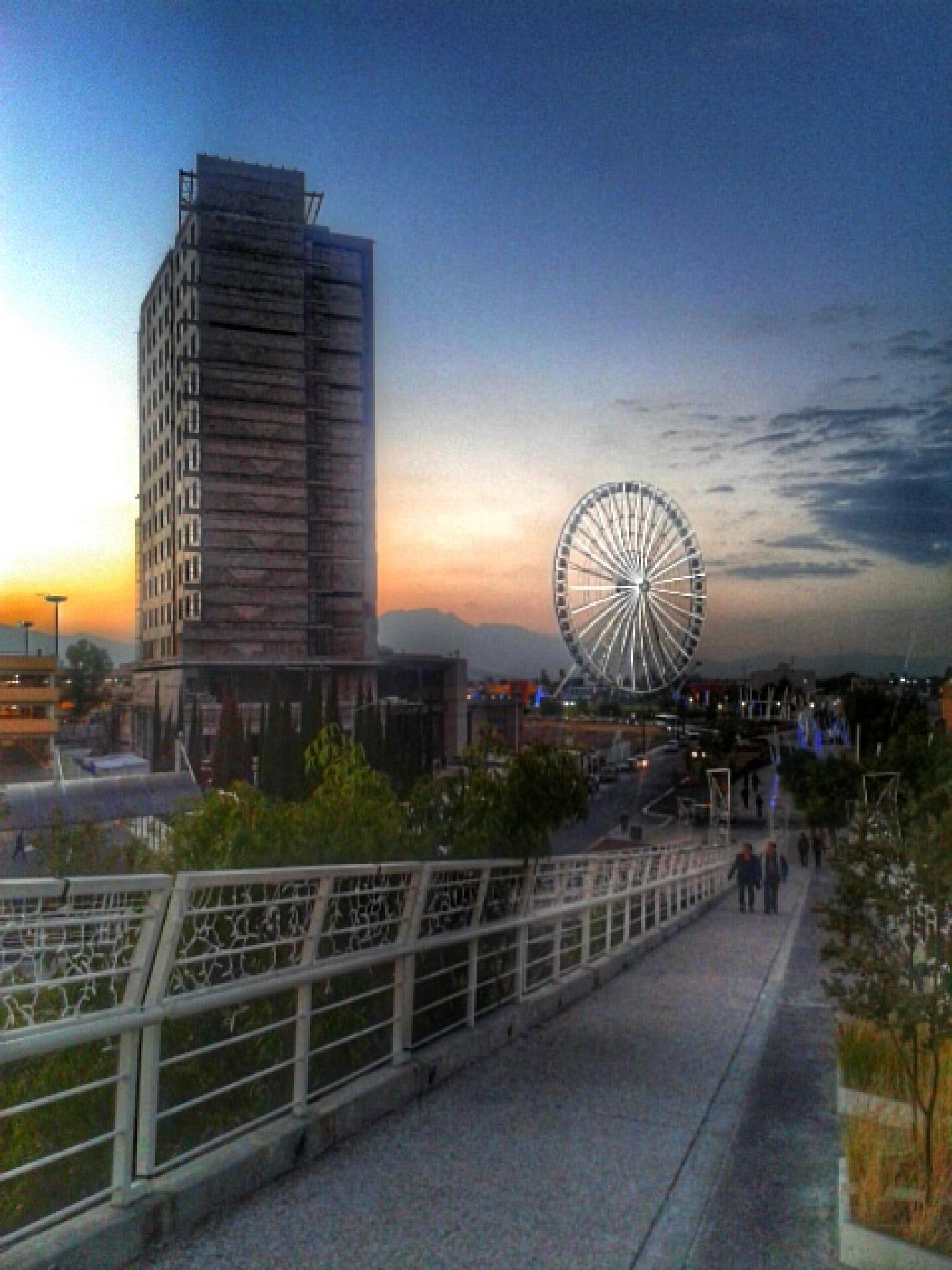 CITYSCAPE'S PUEBLA by malena.gancedo