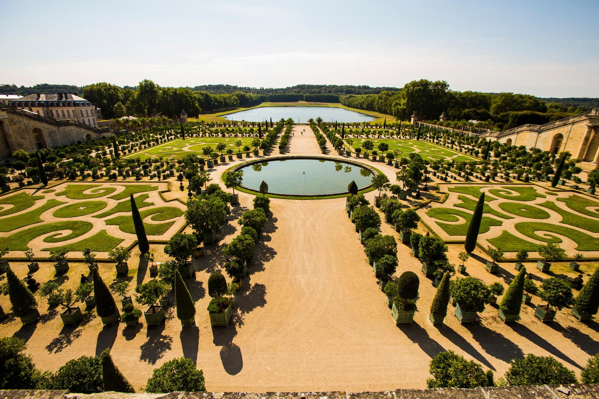Versailles by Davide 'Dado Dalle Ave