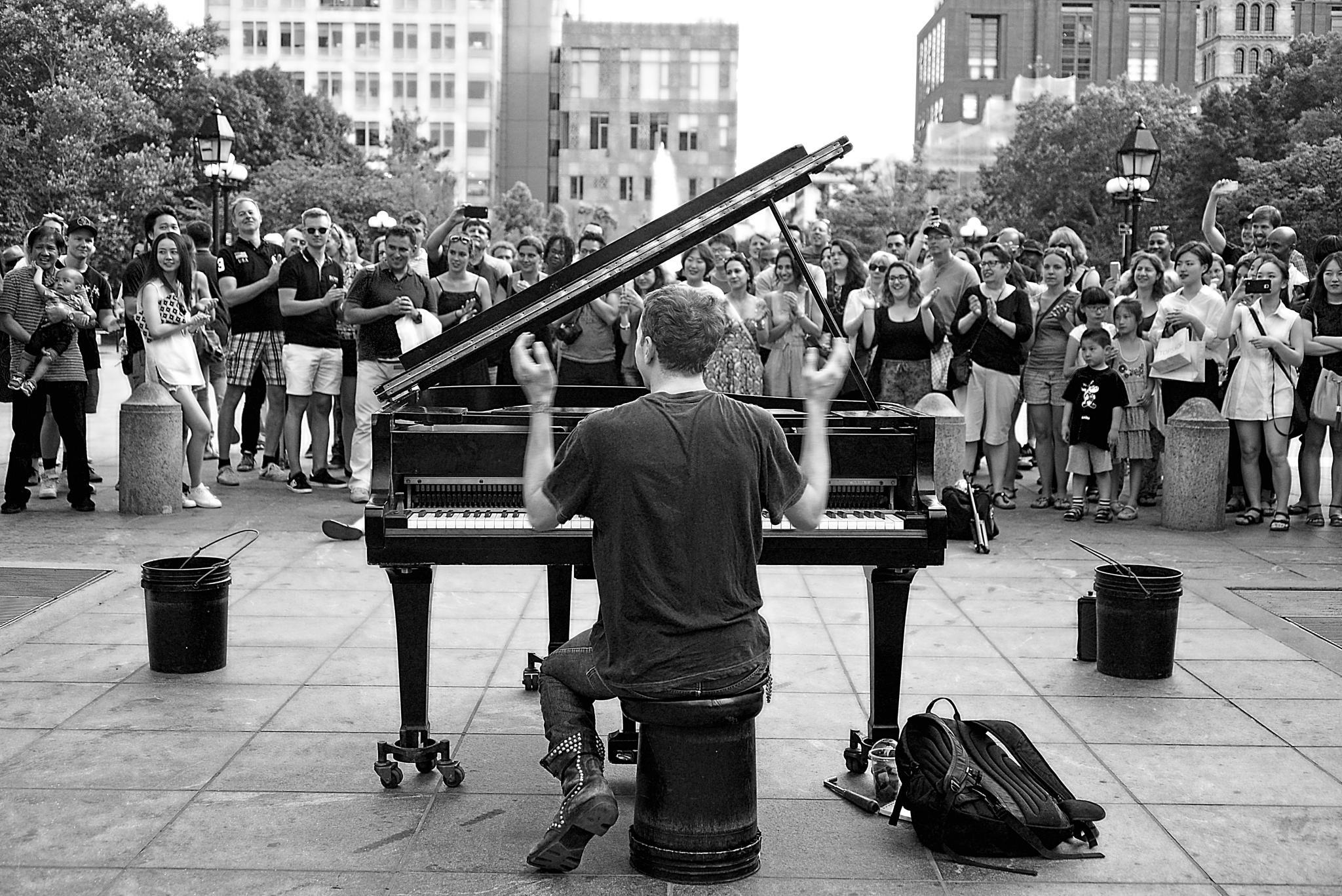 Arch Music by JDeGraff