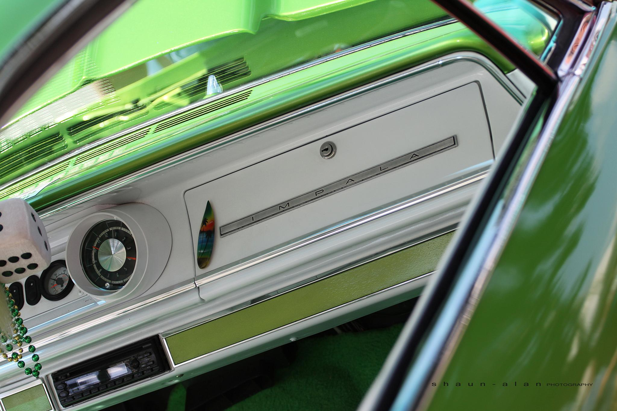 Classic Chevy Impala by Shaun Alan