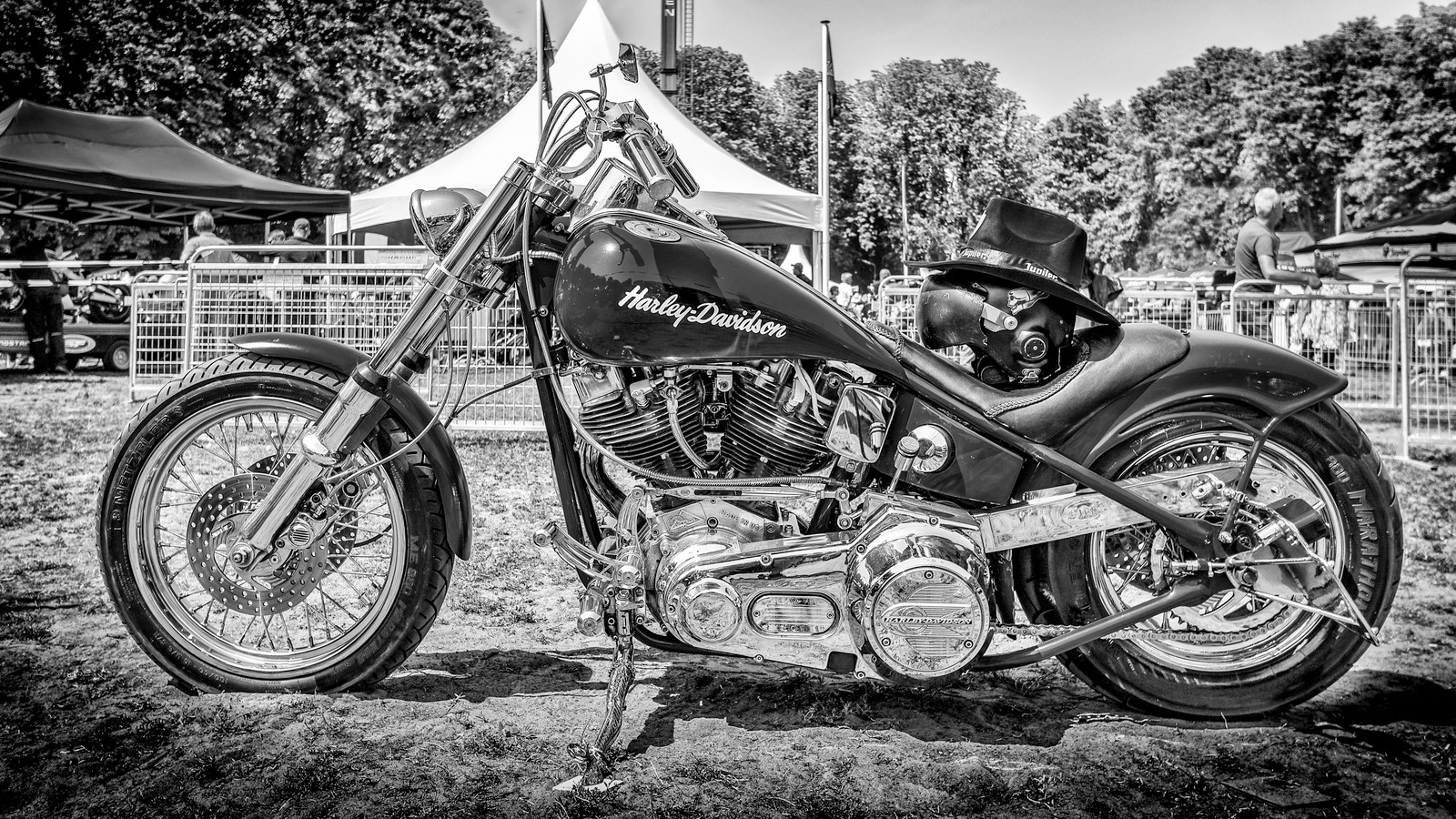 Harley Davidson by Pieter de Knijff Photography