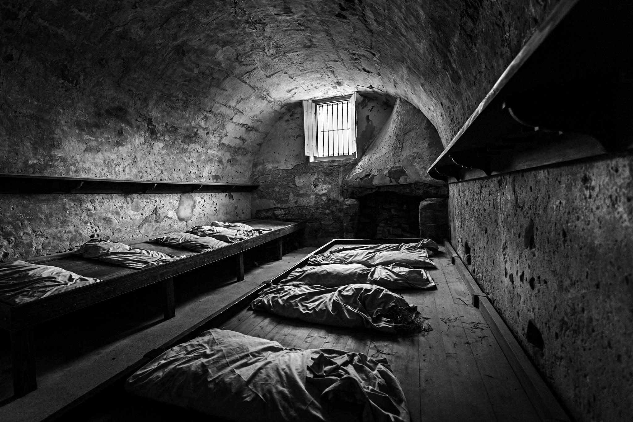 Sleeping quarters by Bryan L. Williams