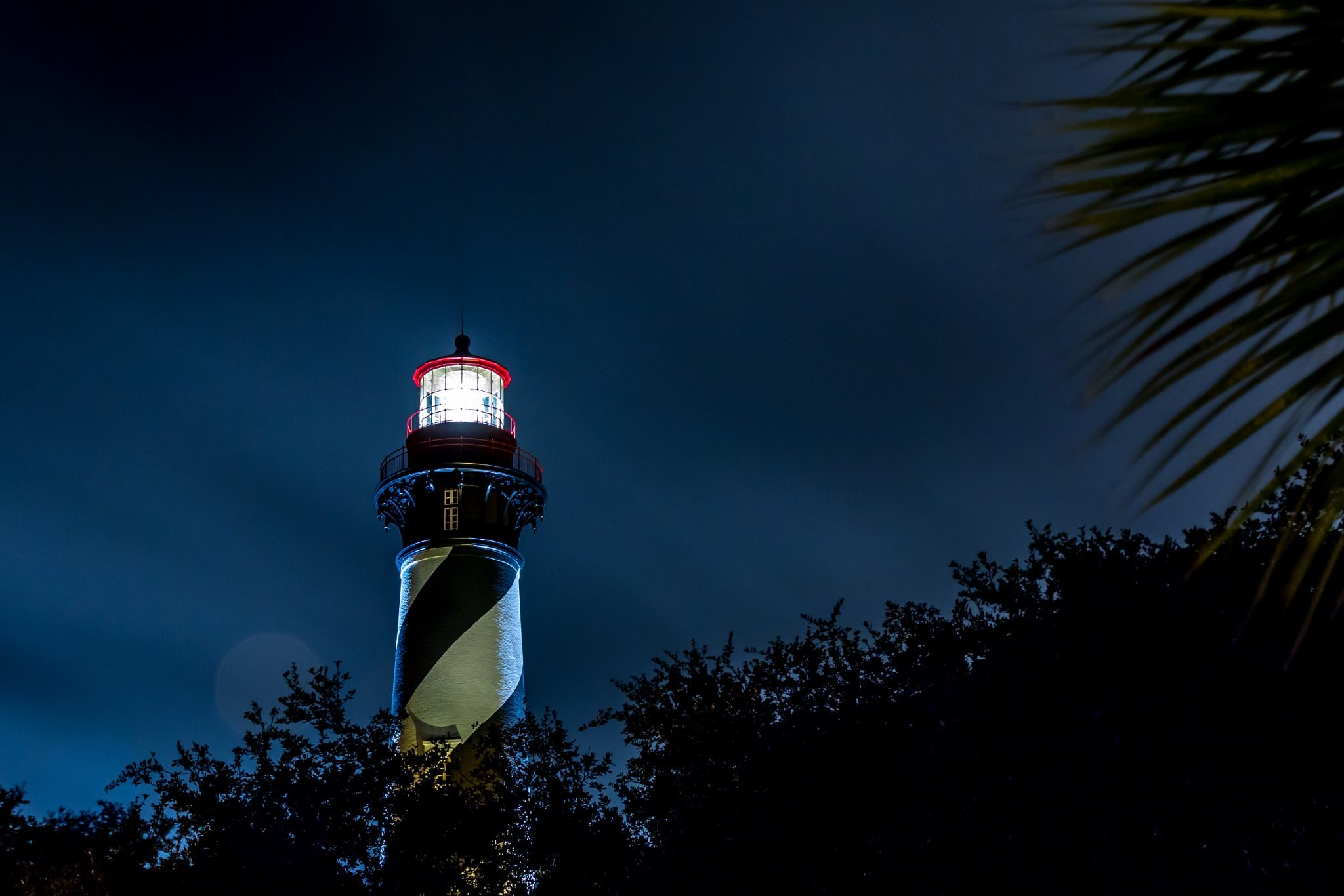 St. Augustine Lighthouse 2 by Bryan L. Williams