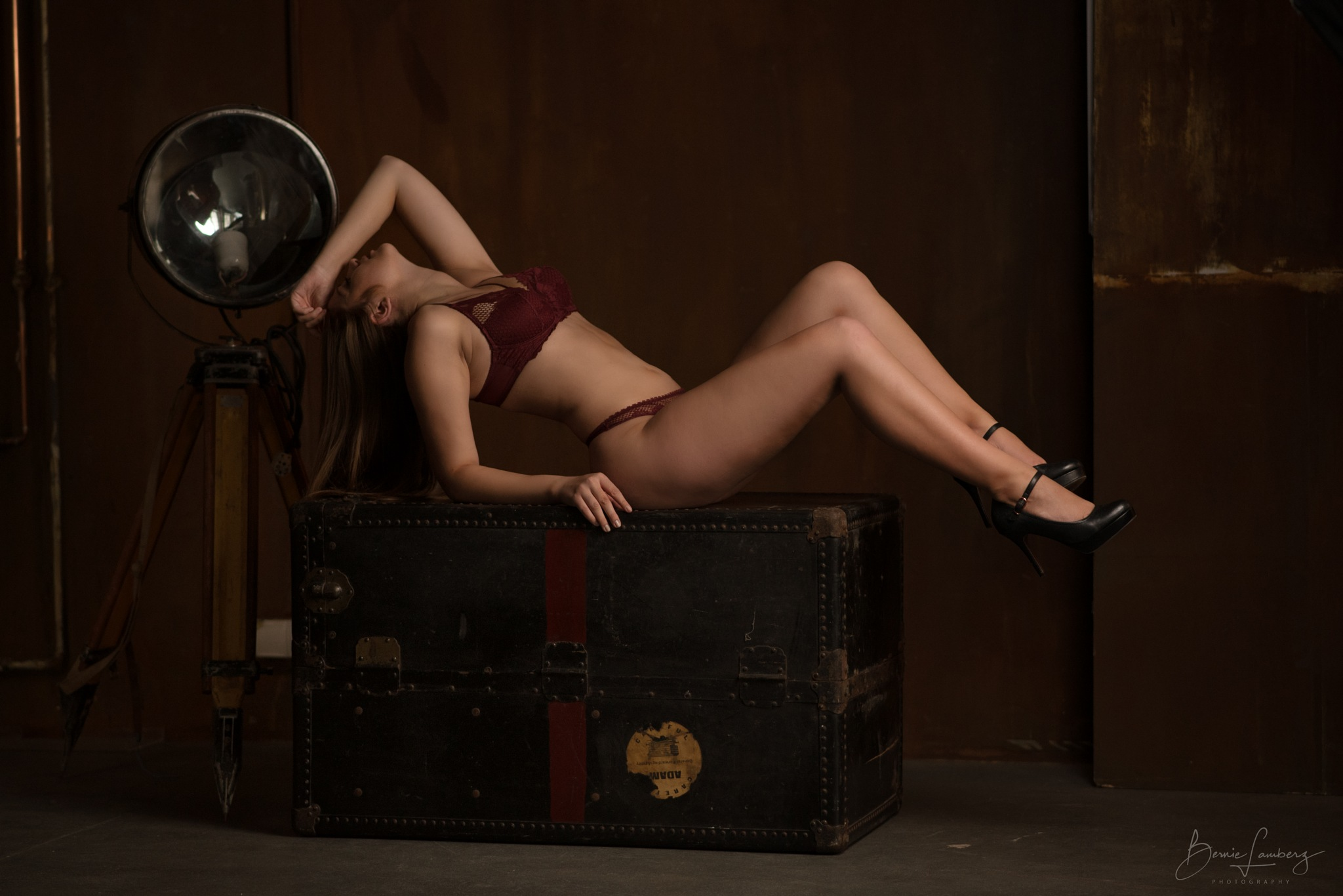 on the box by Bernie Lamberz photography