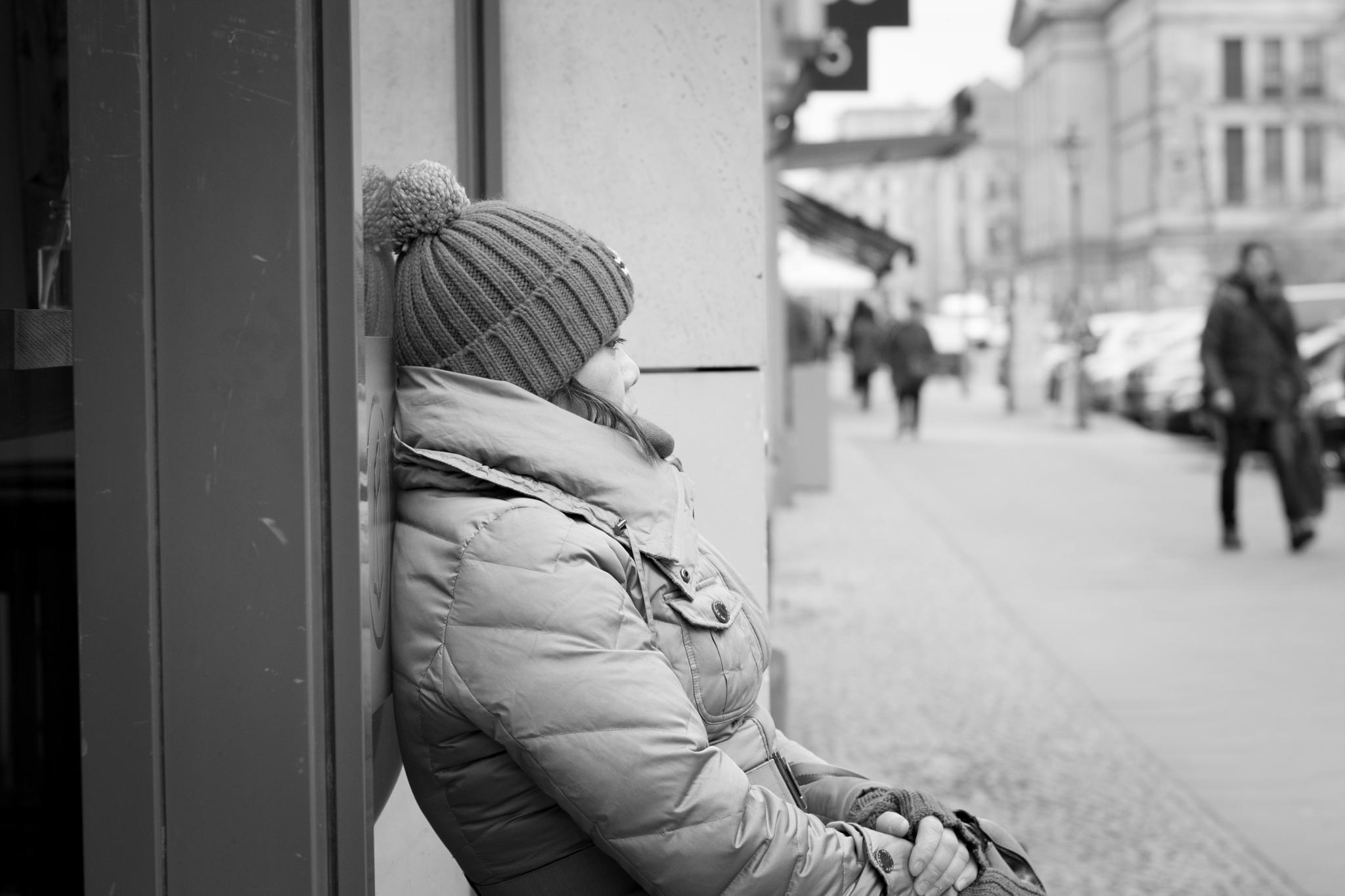 waiting by Bernie Lamberz photography