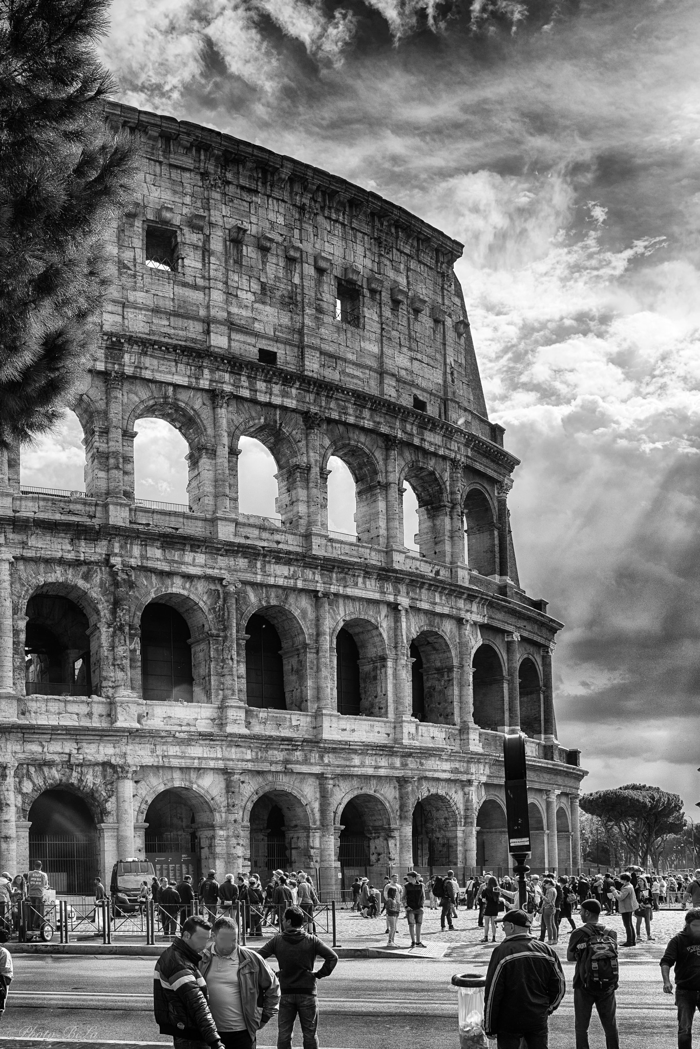 Colosseum by Bernie Lamberz photography