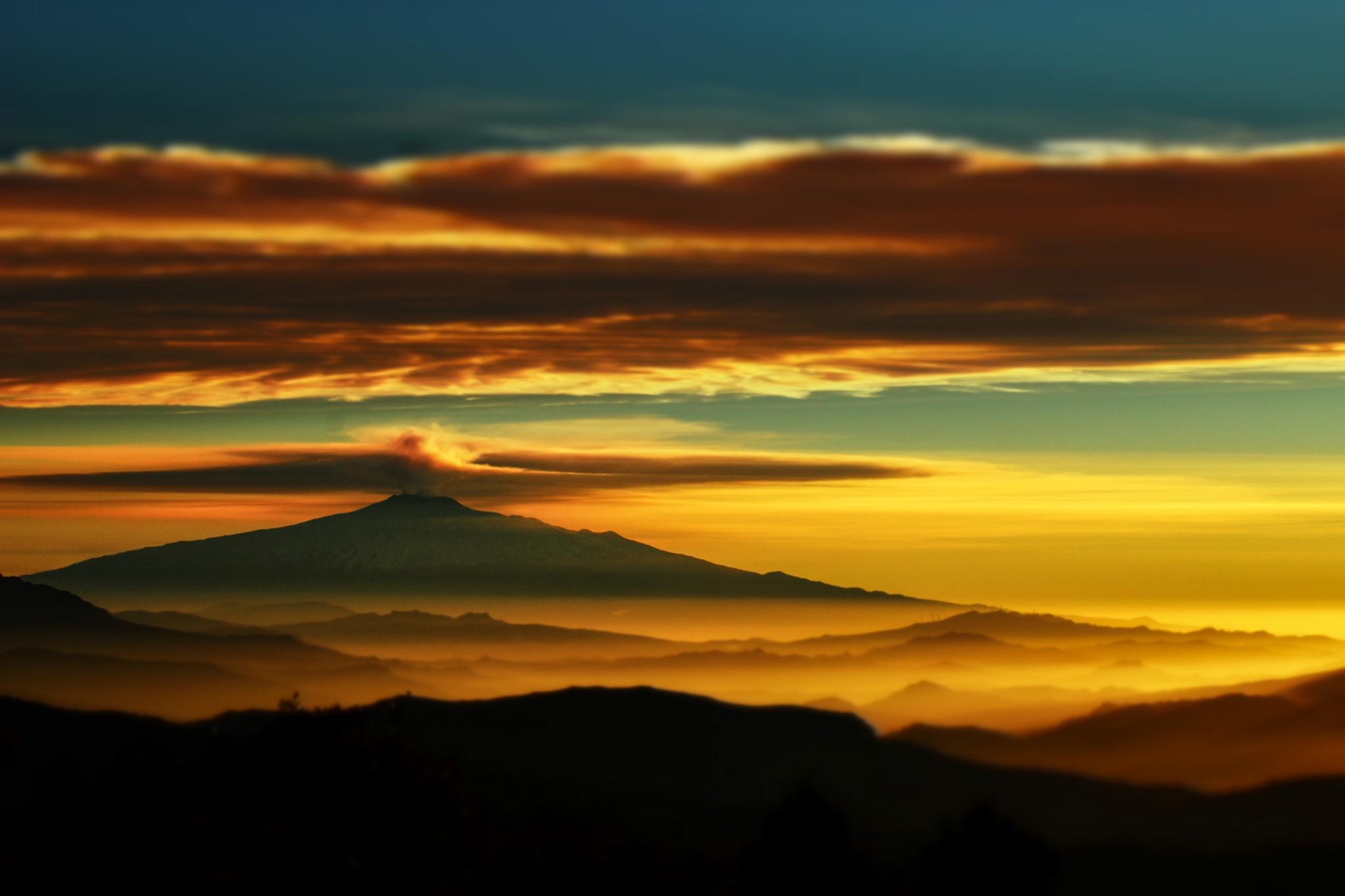 Etna 1 by Tommaso