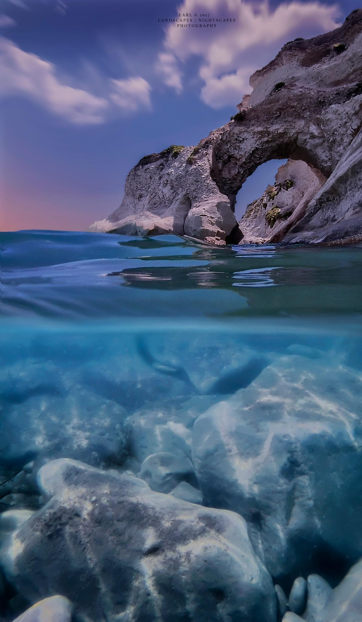 Munxar Seabed by Earl