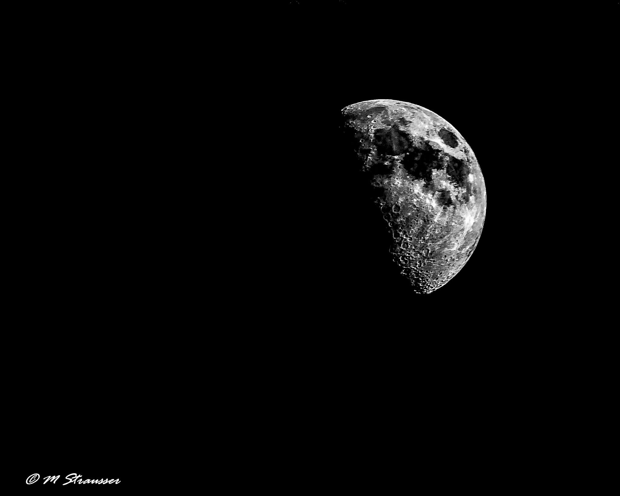 moon shot by MStrausser of the iMage Shack