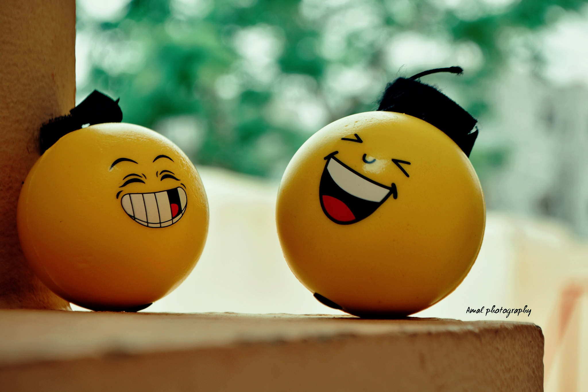 smiles  by Amal