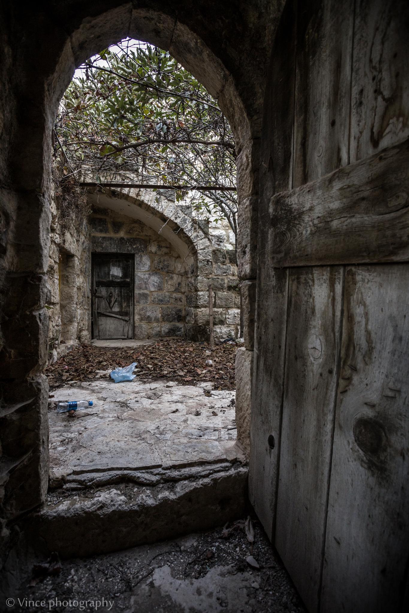 old house by vince.sawalha
