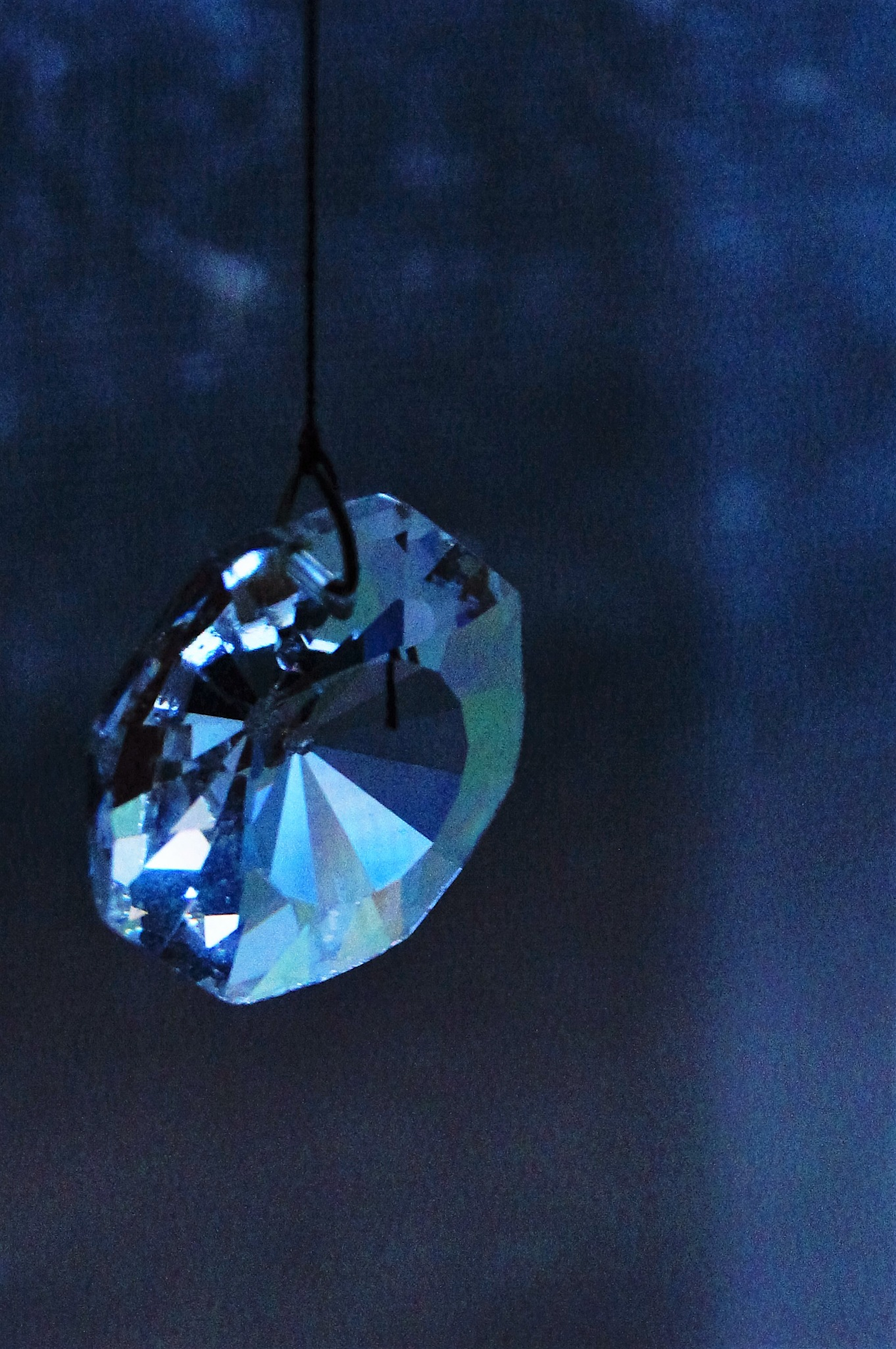 Window Crystal  by Brian Hannah