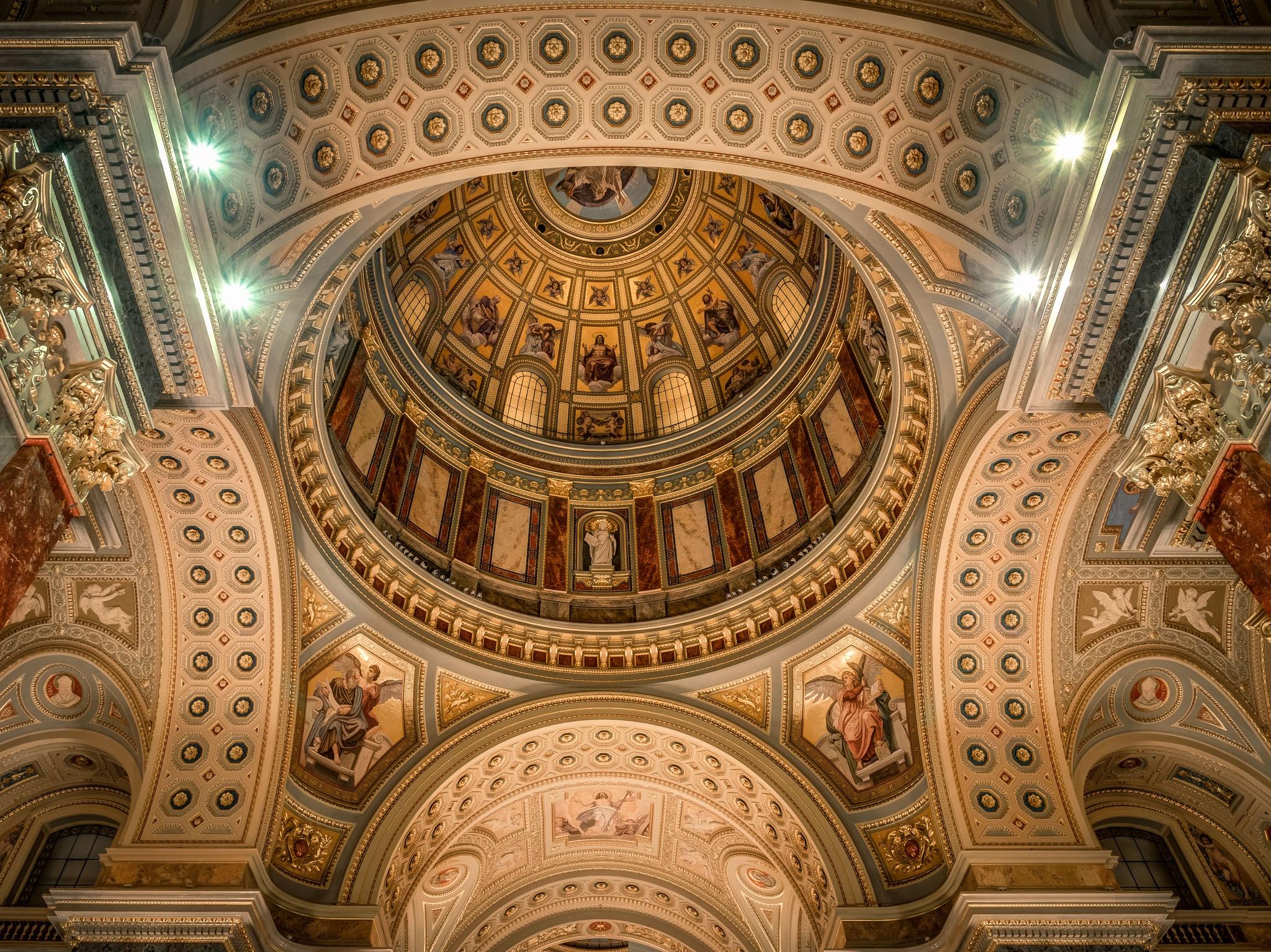 St. Stephen's Basilica by Christian Kerkmann Photography