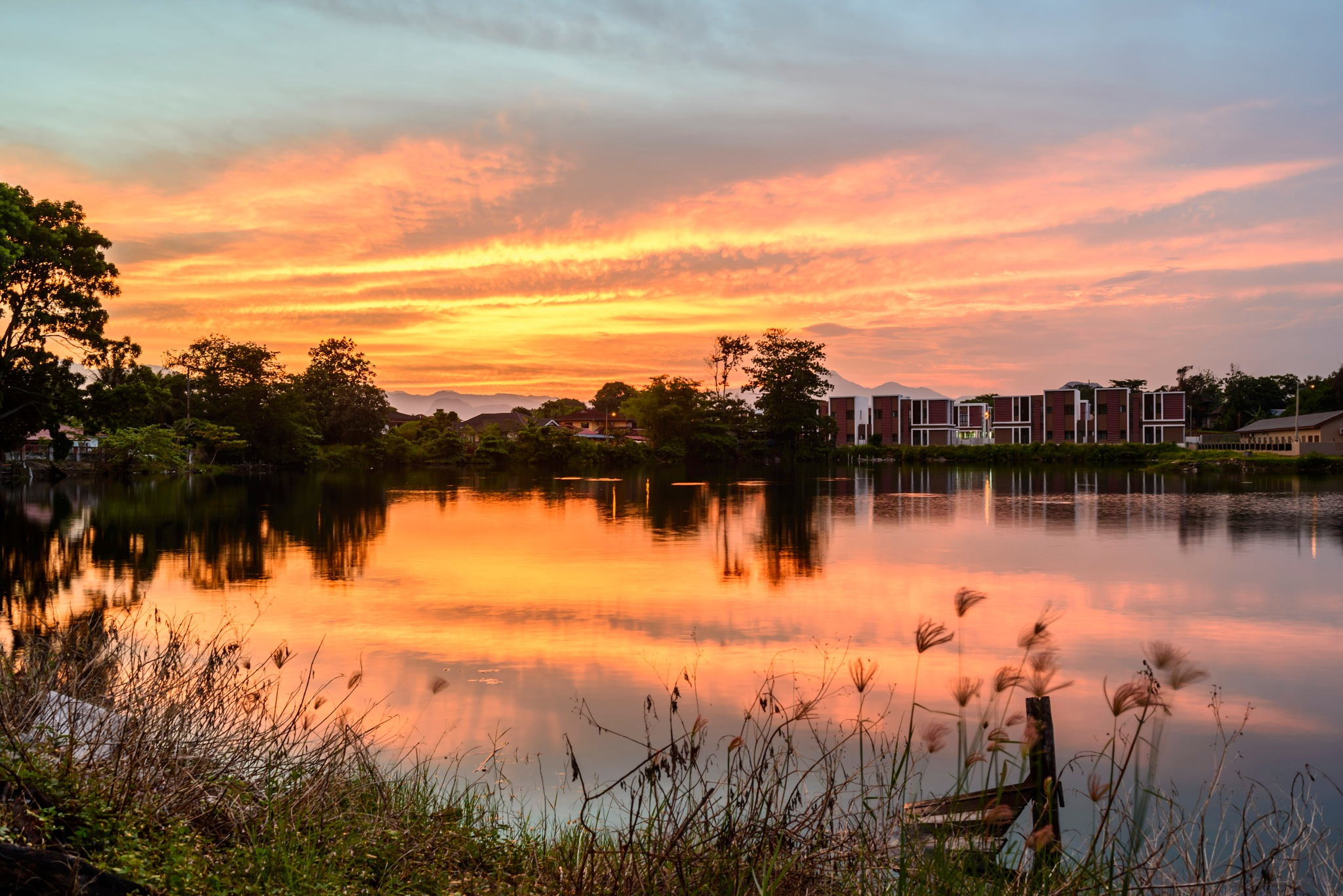 Golden sunrise by garywlyip