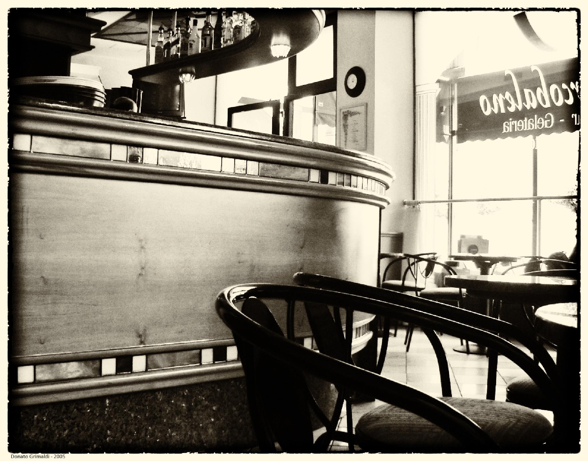 Pausa caffè a Lugano by deegee65
