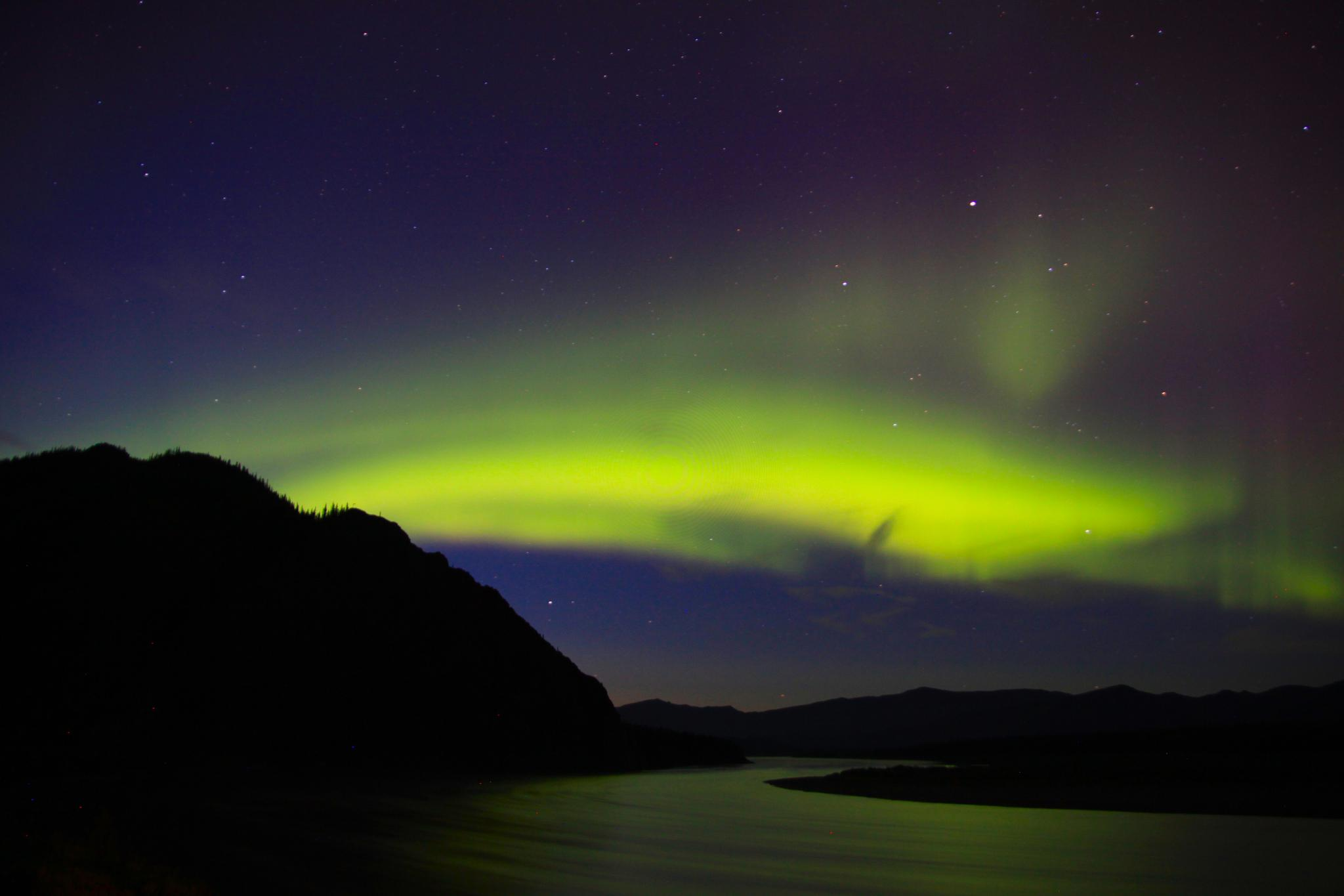 Northern Lights from Eagle by bness2
