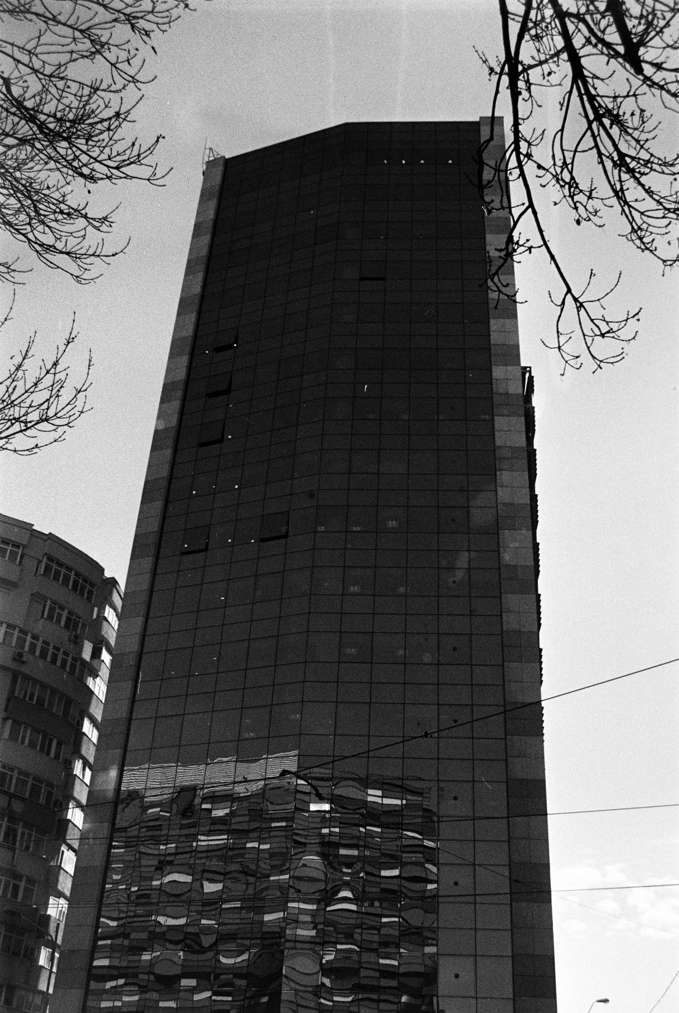 Office Building by popescuadrian