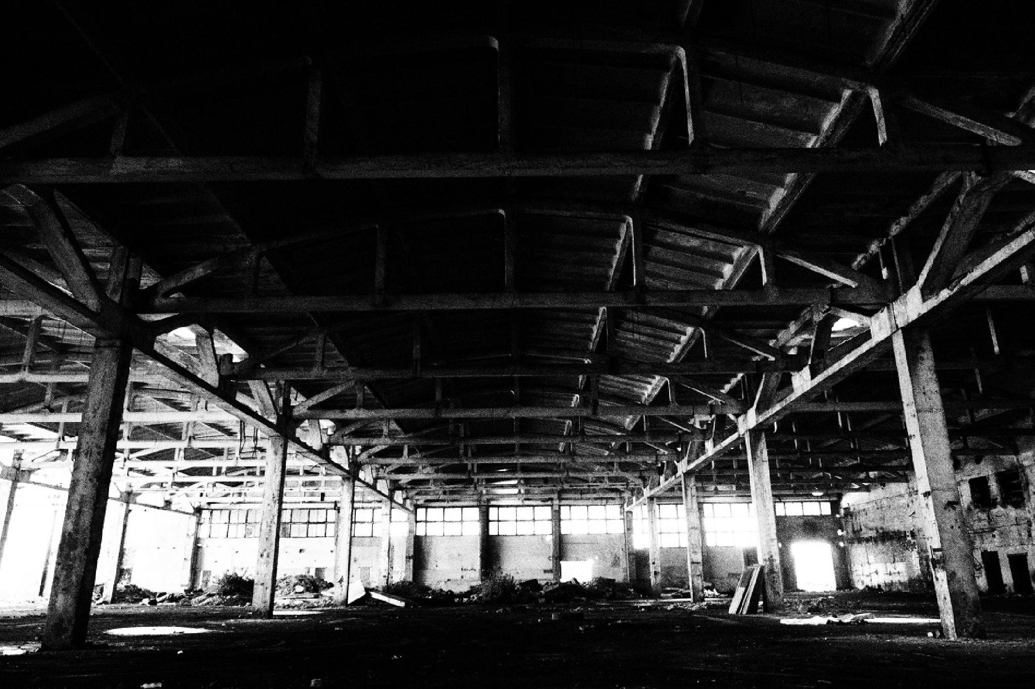-old factory/01- by rytis.vilnietis