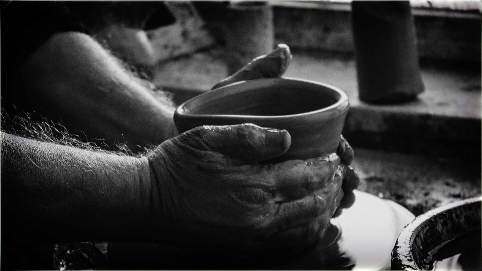 Hand Made Pottery by Salvatore Bertolino
