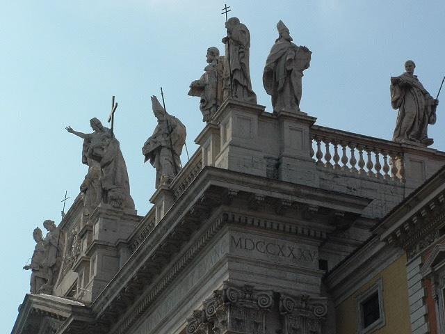 San Giovanni in Laterano by Salvatore Bertolino