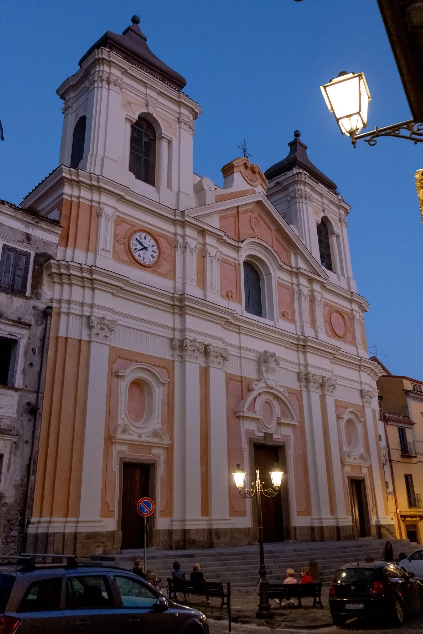 Chiesa dell'Annunziata by Salvatore Bertolino