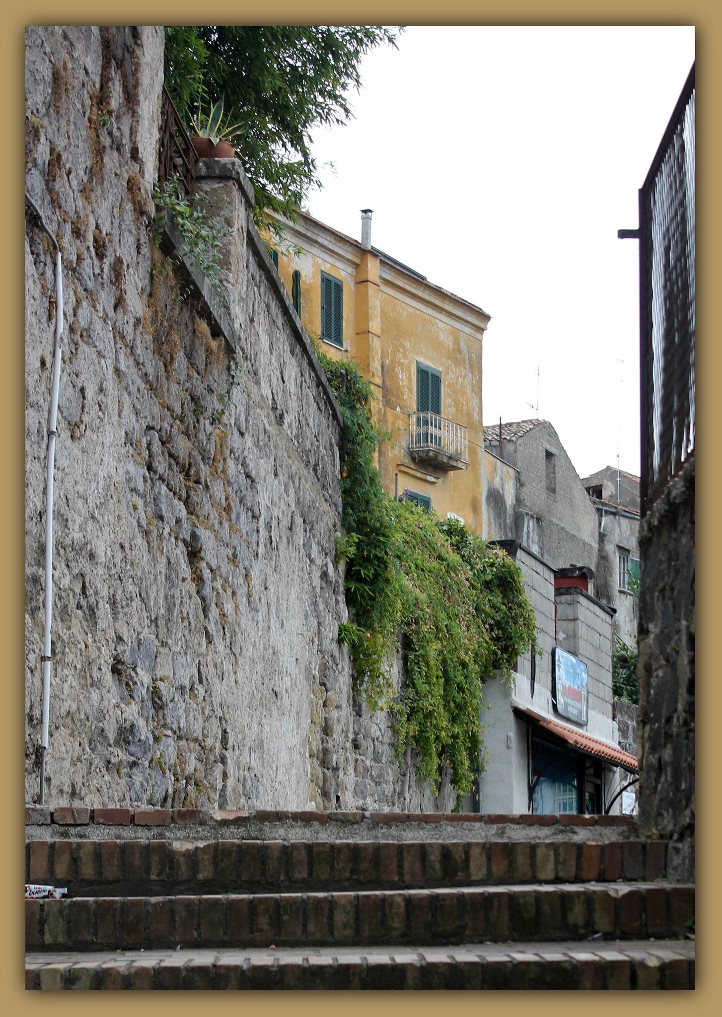 Borghi della Campania: Sessa Aurunca by Salvatore Bertolino