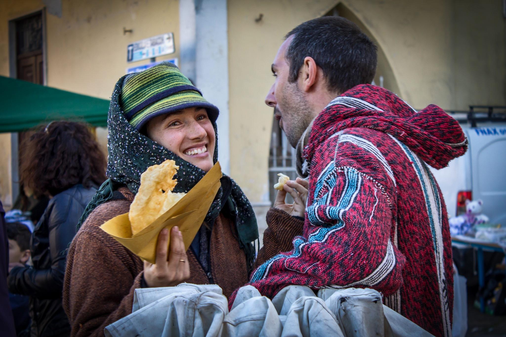 Pizza and... Smile! by Salvatore Bertolino