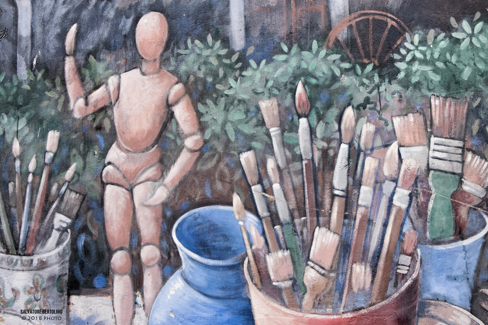 L' uomo metafisico by Salvatore Bertolino