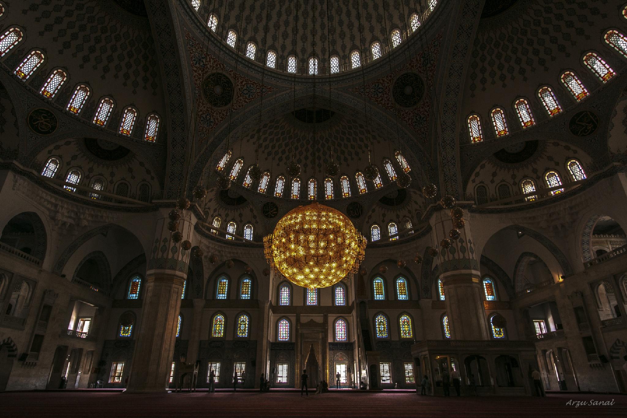 Kocatepe Camii / Kocatepe Mosque ... ... ... by Arzu SANAL