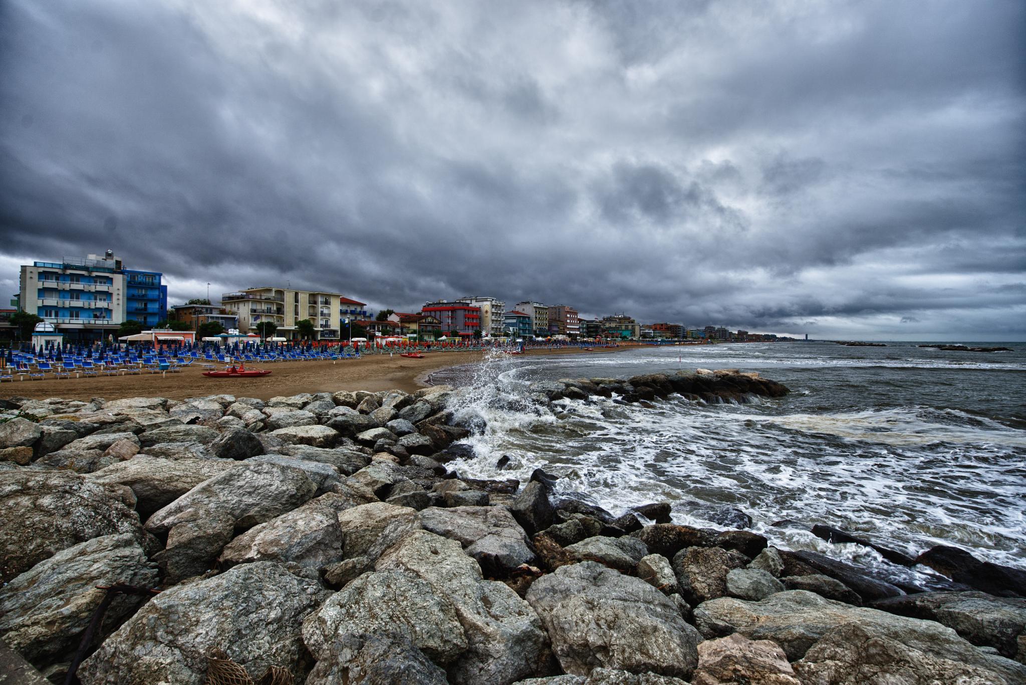 Sea by roncarolo.piero