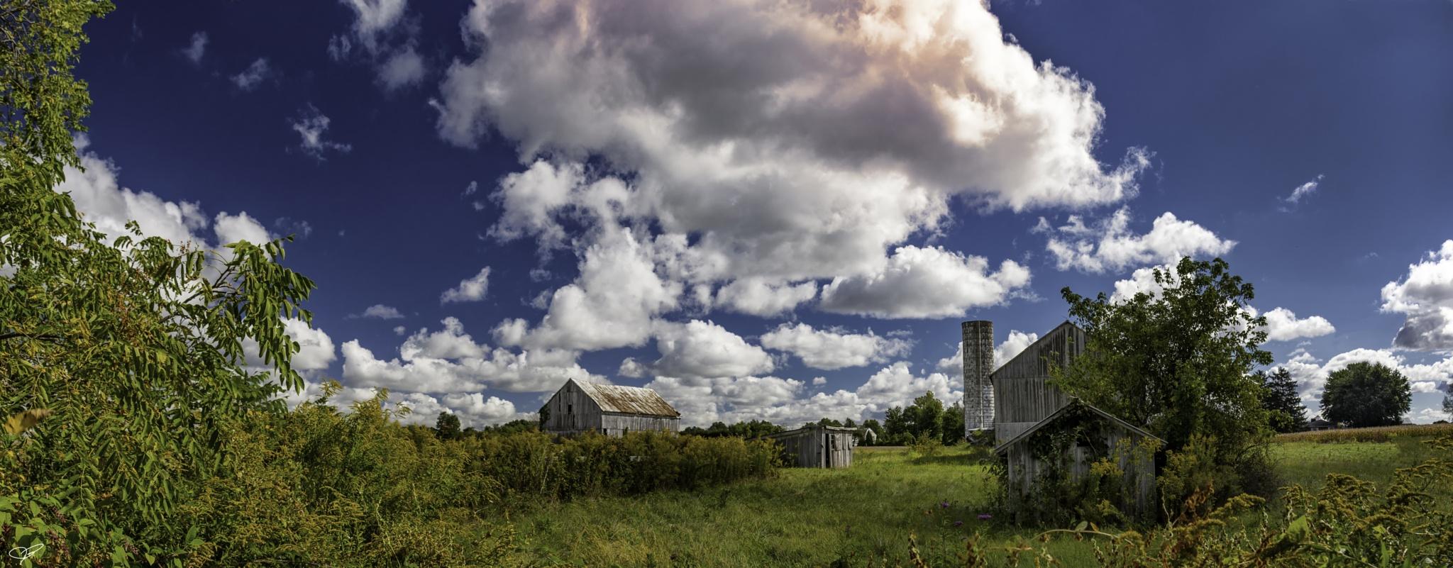 farmland by JohnBrake
