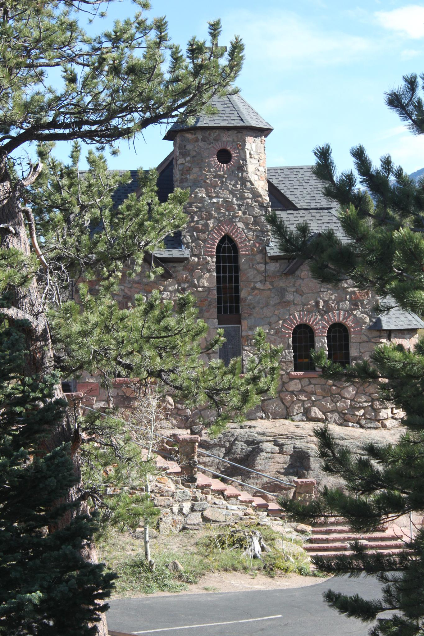 St. Malo Chapel, Colorado by Dave.Wanner.DWP