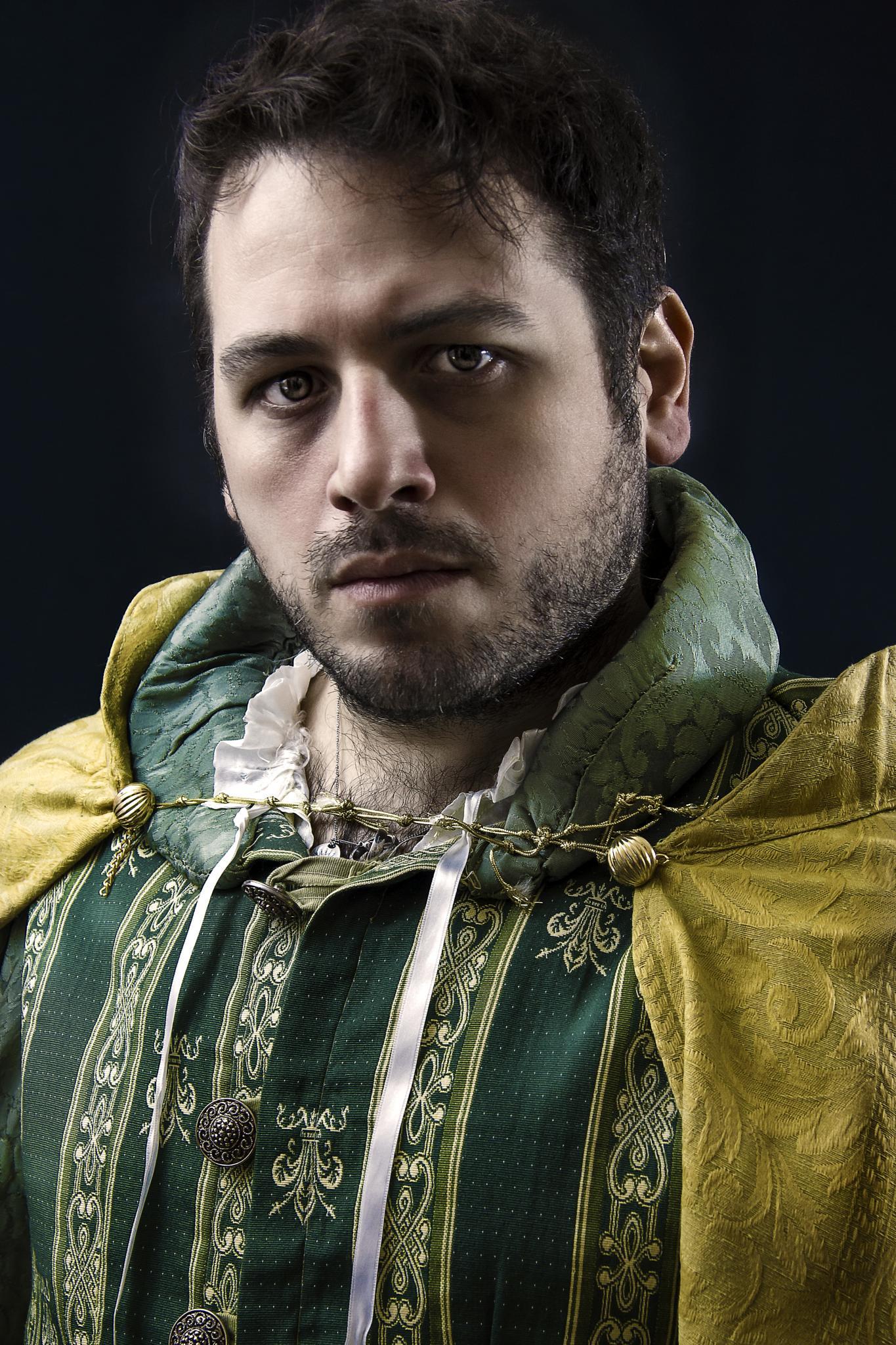 Uomo d'altri tempi self portrait by romeoinside