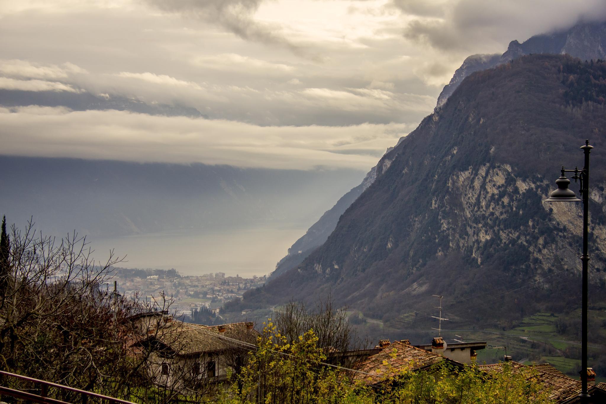 Lago di Garda by romeoinside