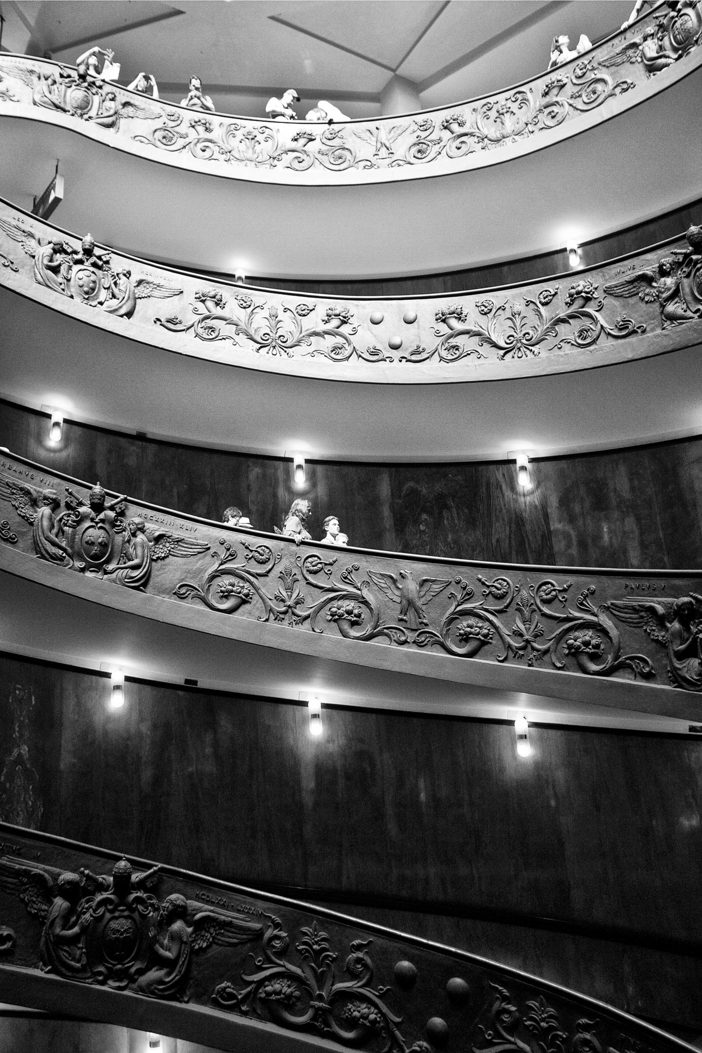 Stairway by cosandy