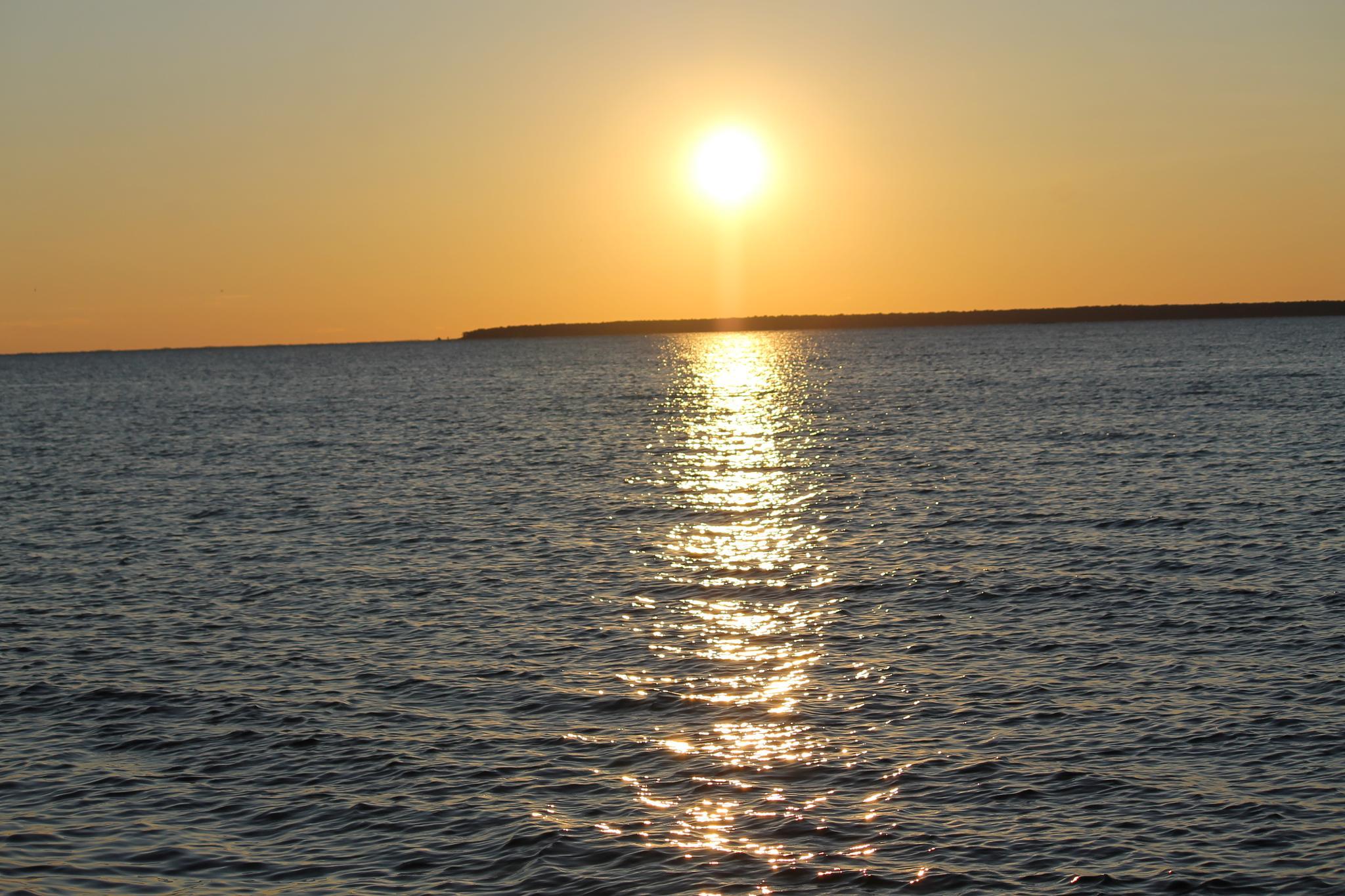 Door County Sunset  by vandervliet93