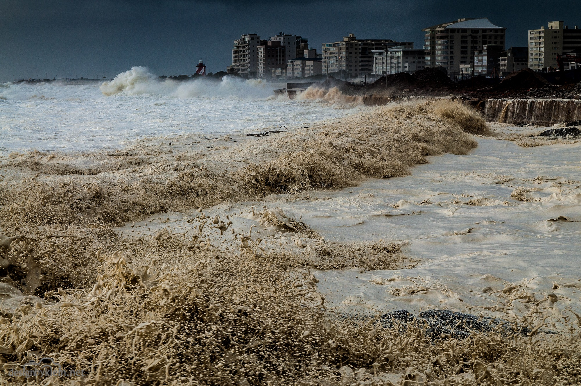 Fatal storm hit Cape Town by designbyklein! fine art photographer!